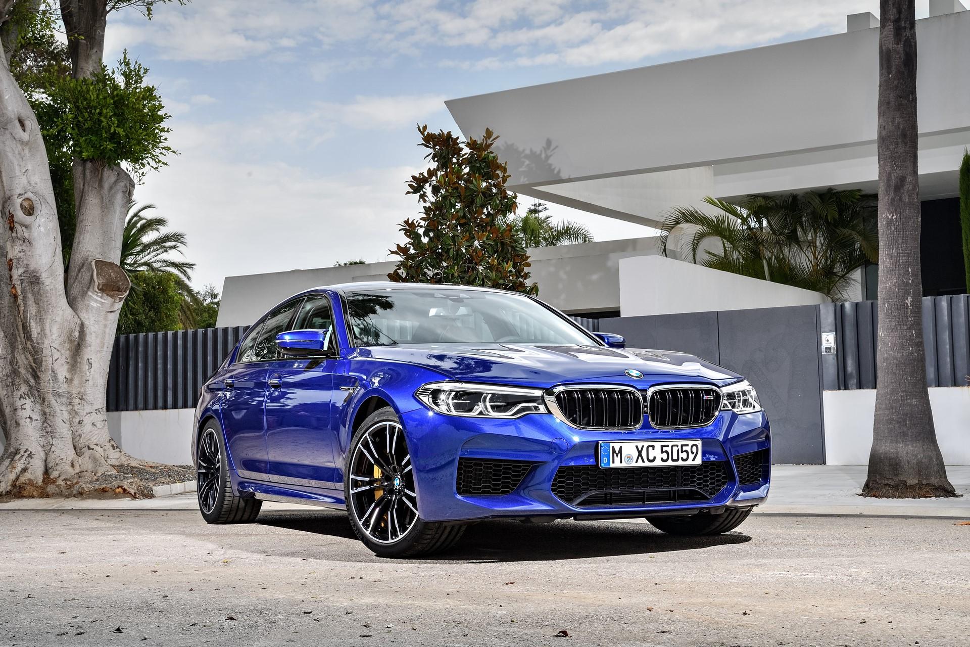 BMW M5 2018 (15)