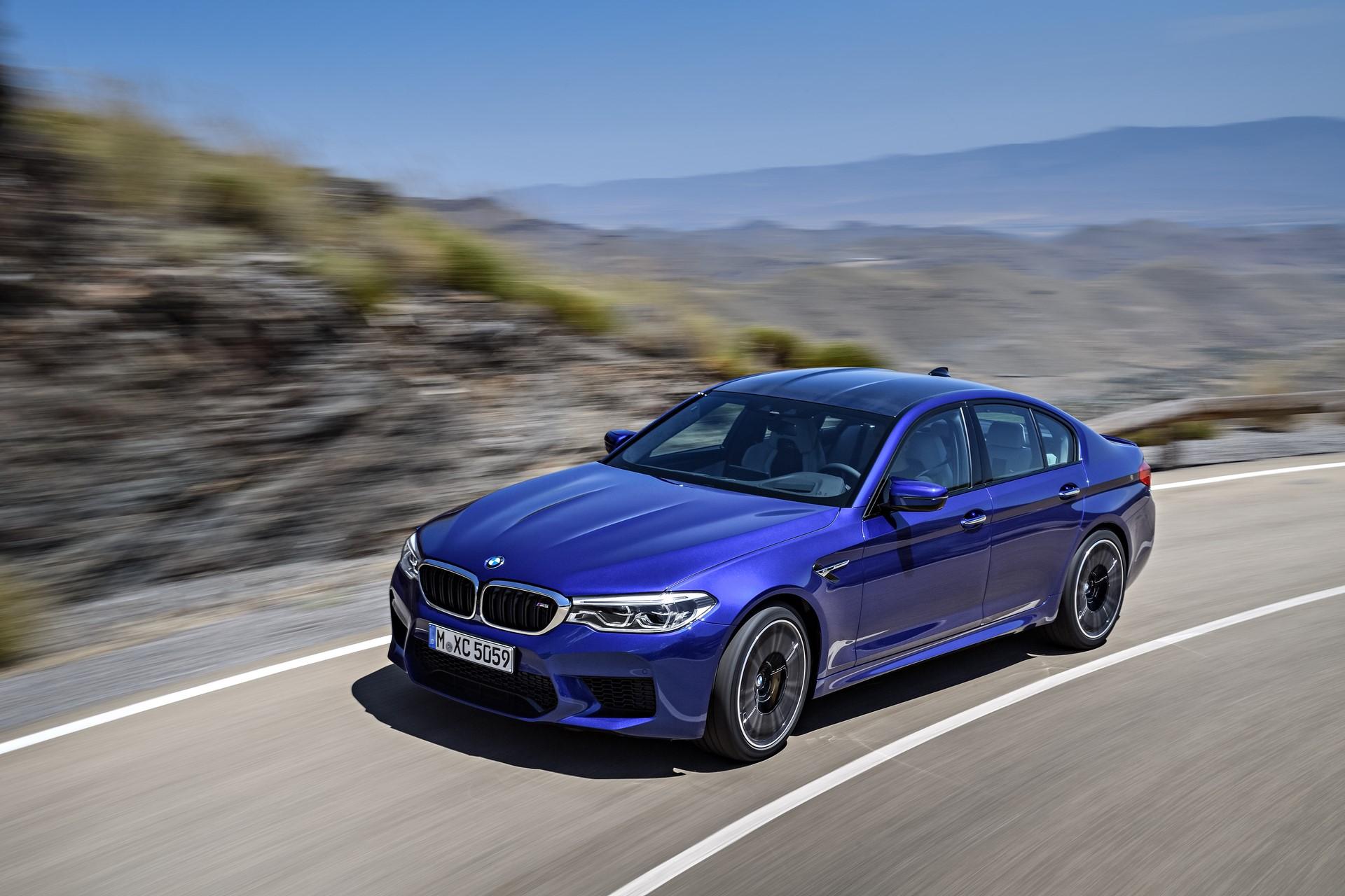 BMW M5 2018 (16)