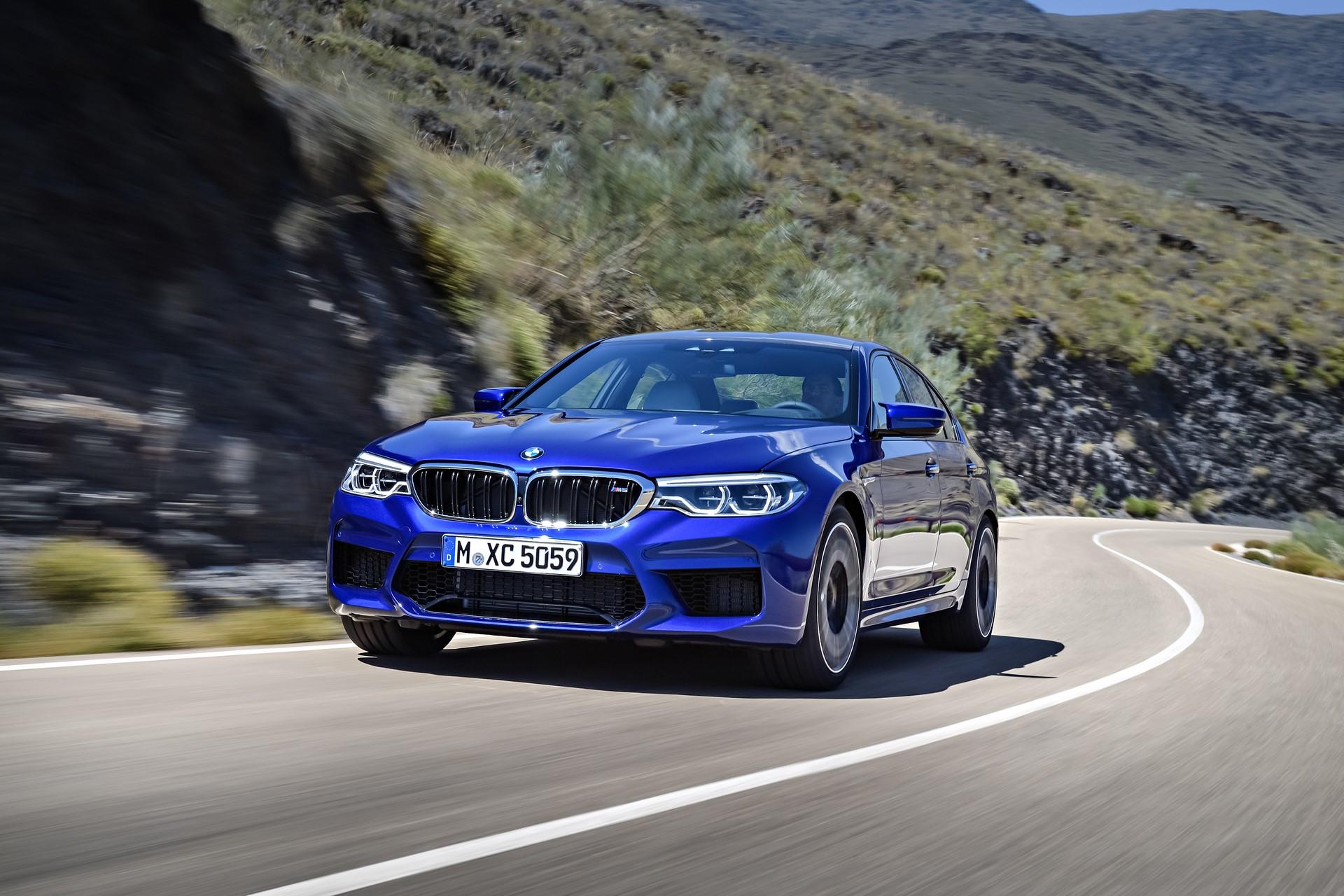 BMW M5 2018 (17)