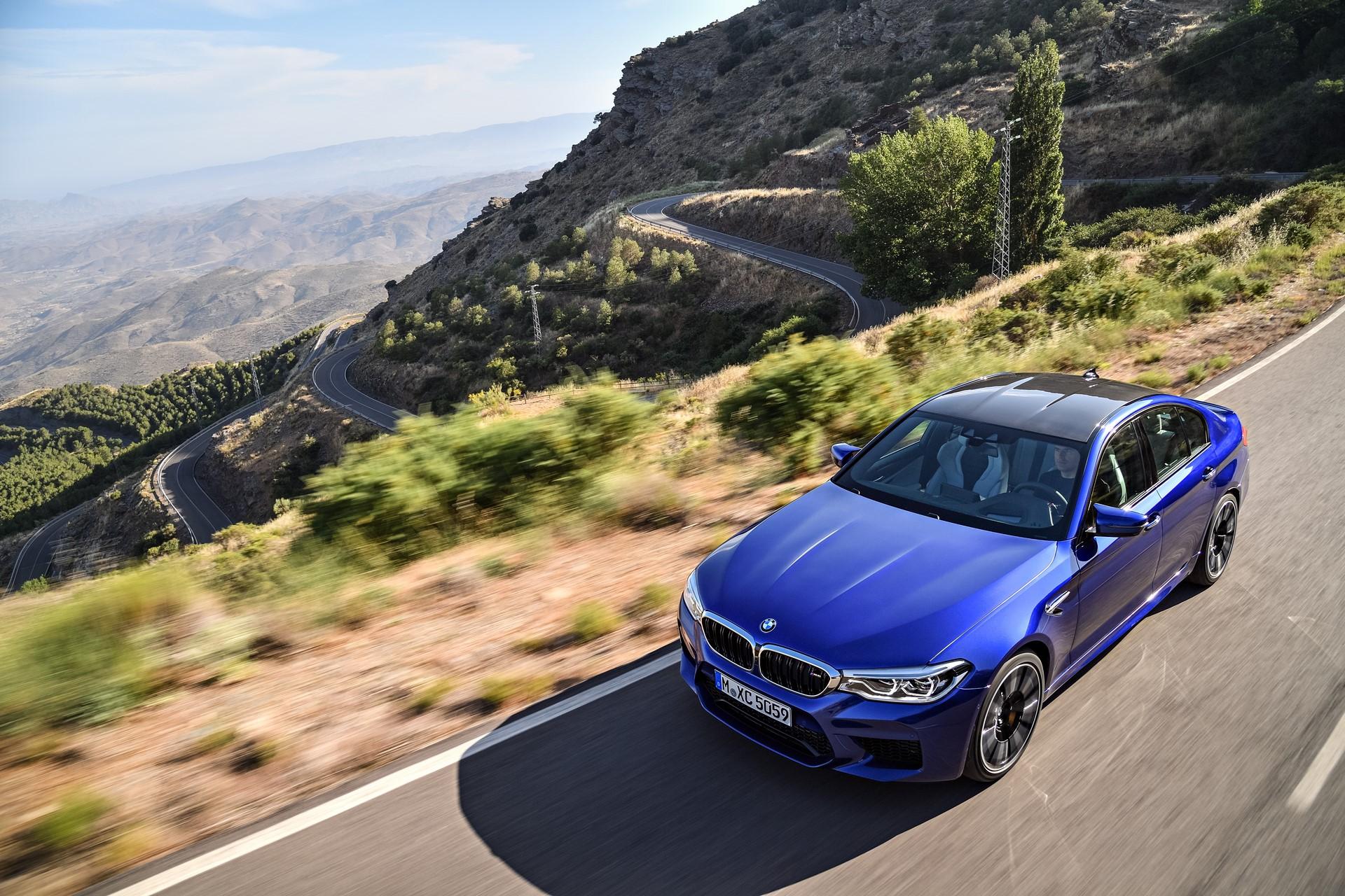 BMW M5 2018 (18)