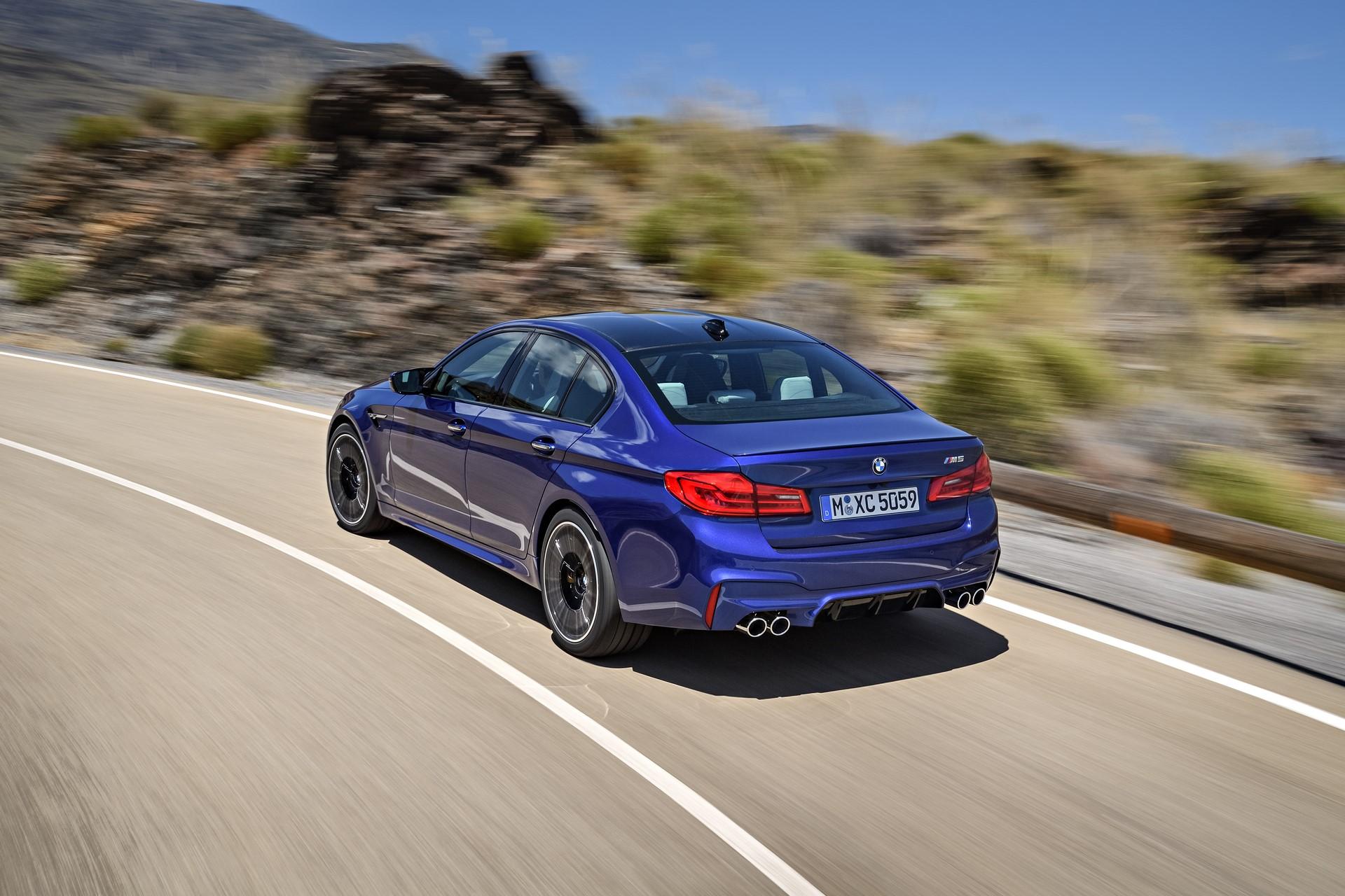 BMW M5 2018 (19)
