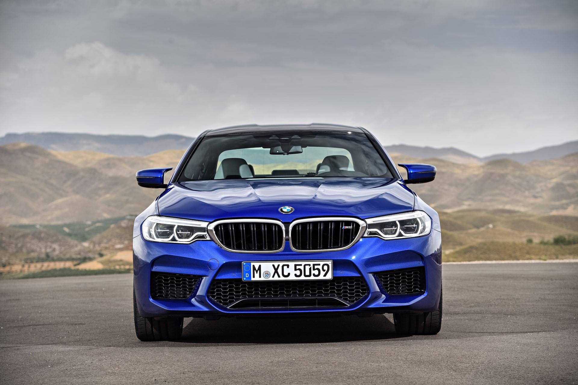 BMW M5 2018 (20)
