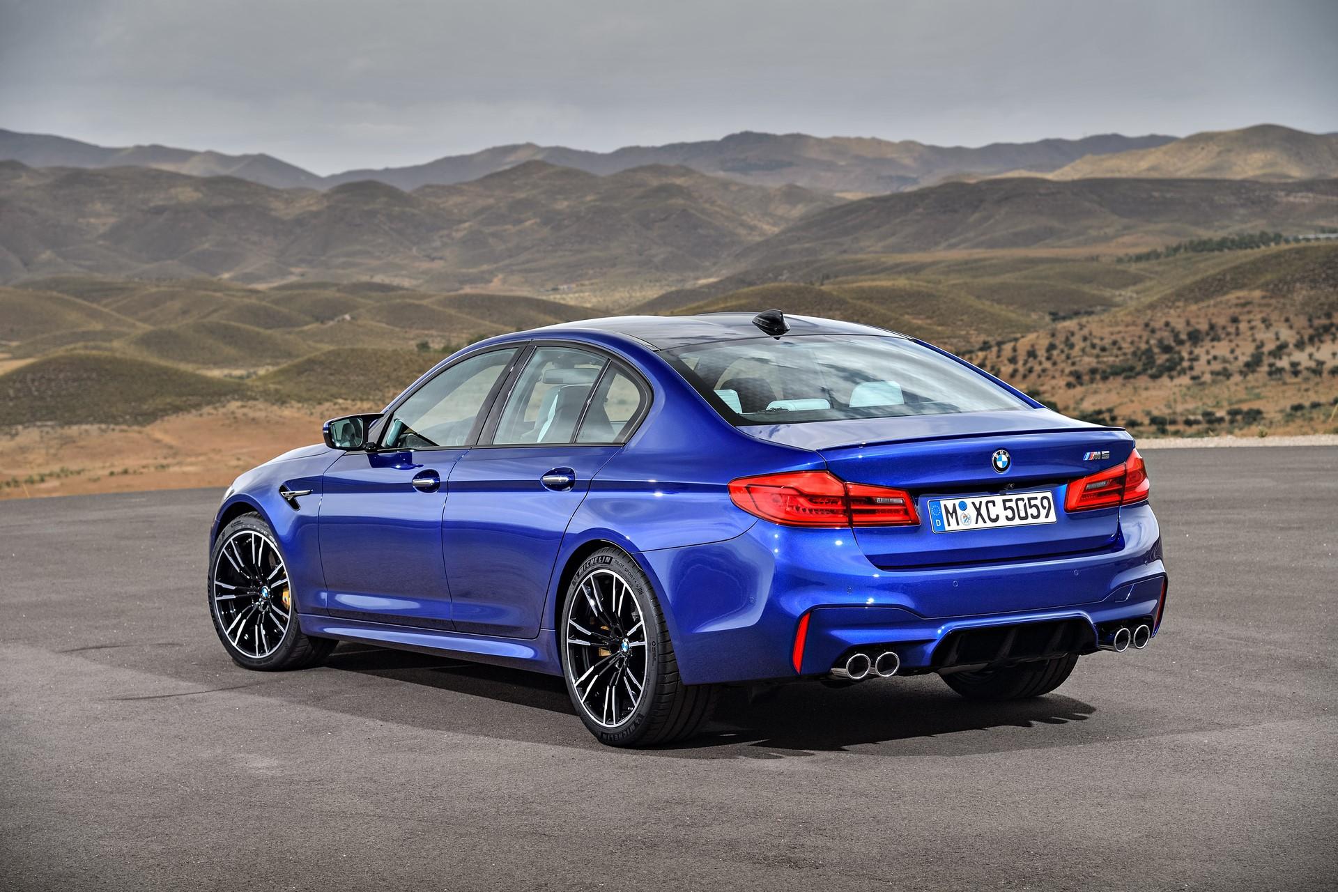BMW M5 2018 (23)