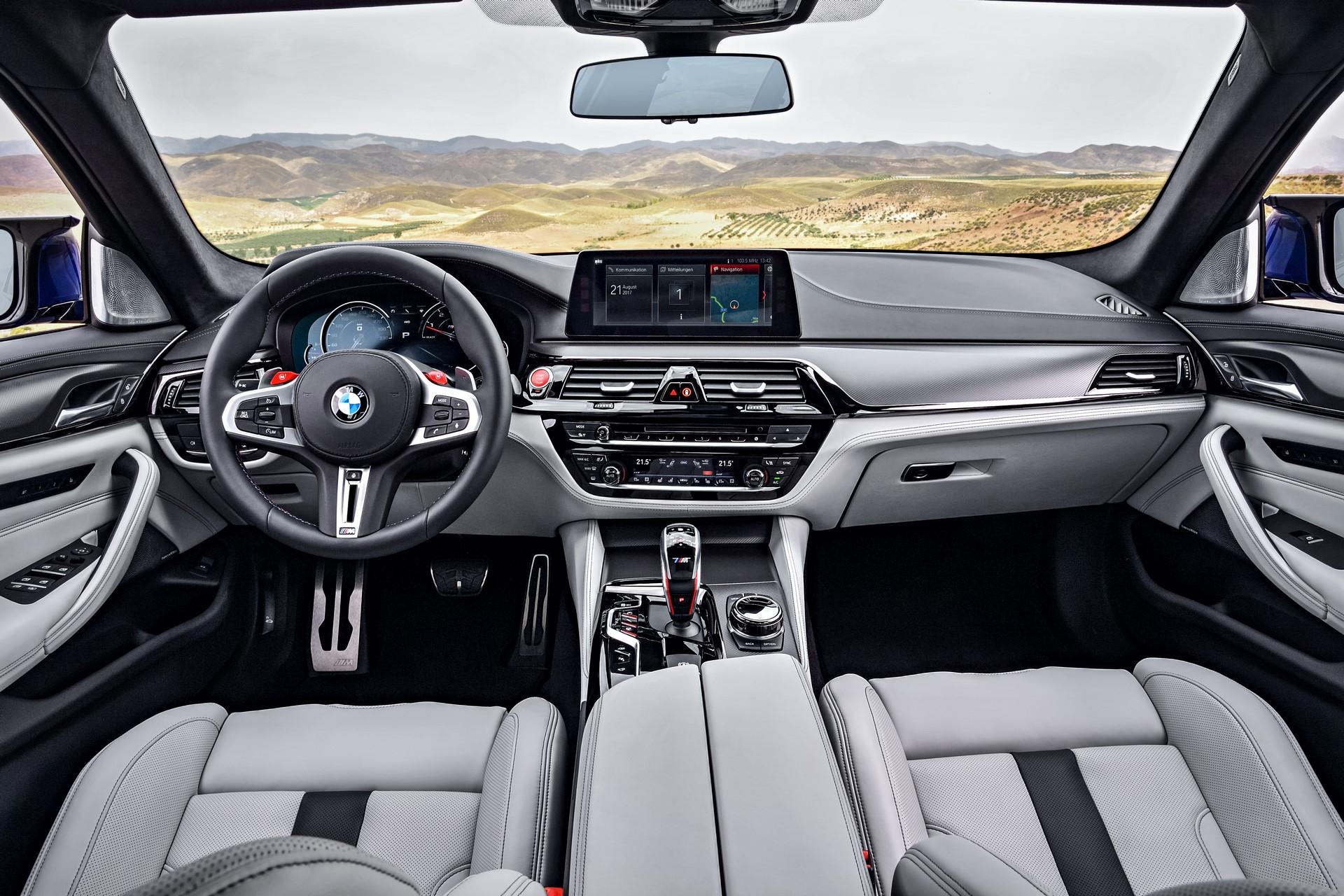BMW M5 2018 (25)