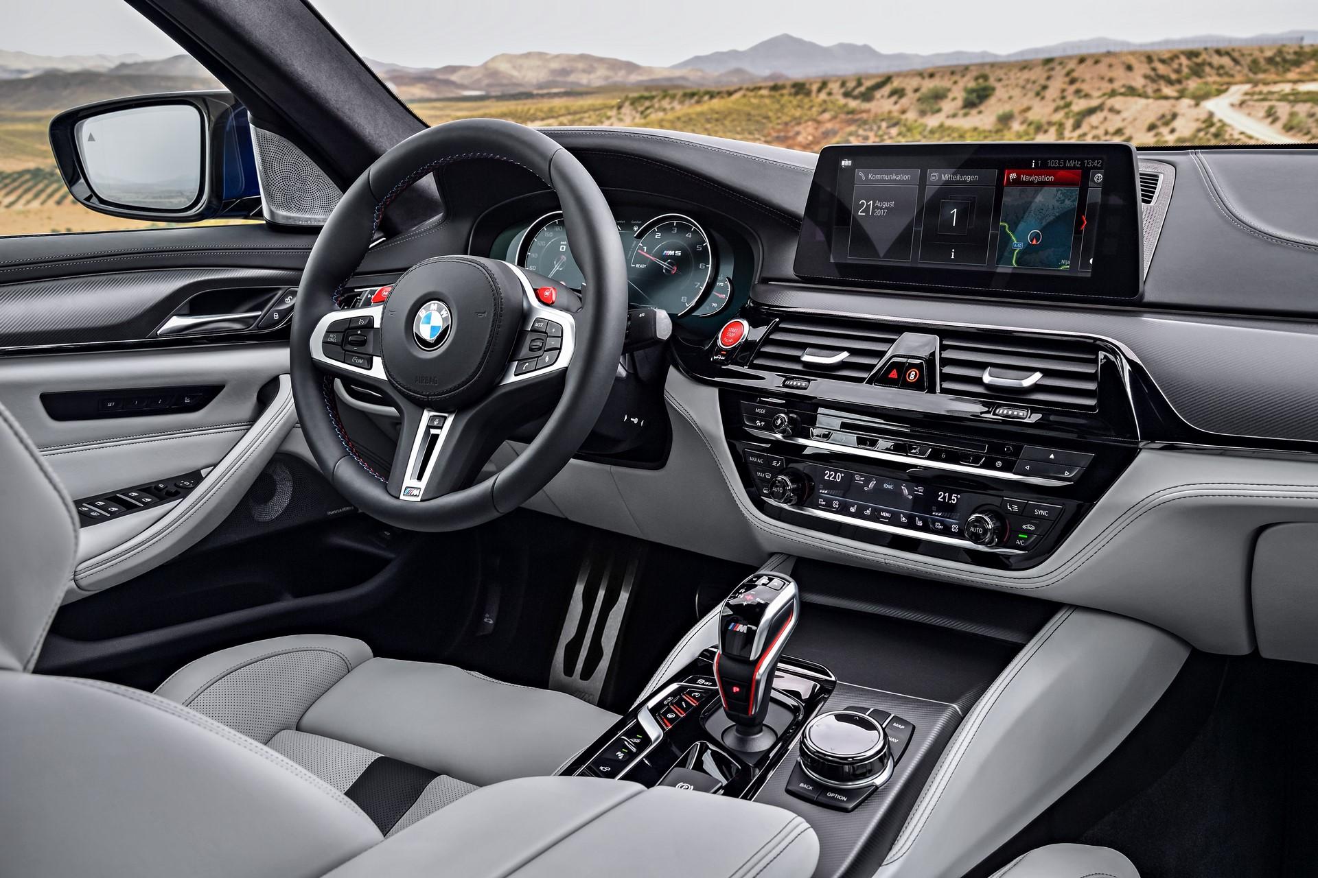 BMW M5 2018 (27)