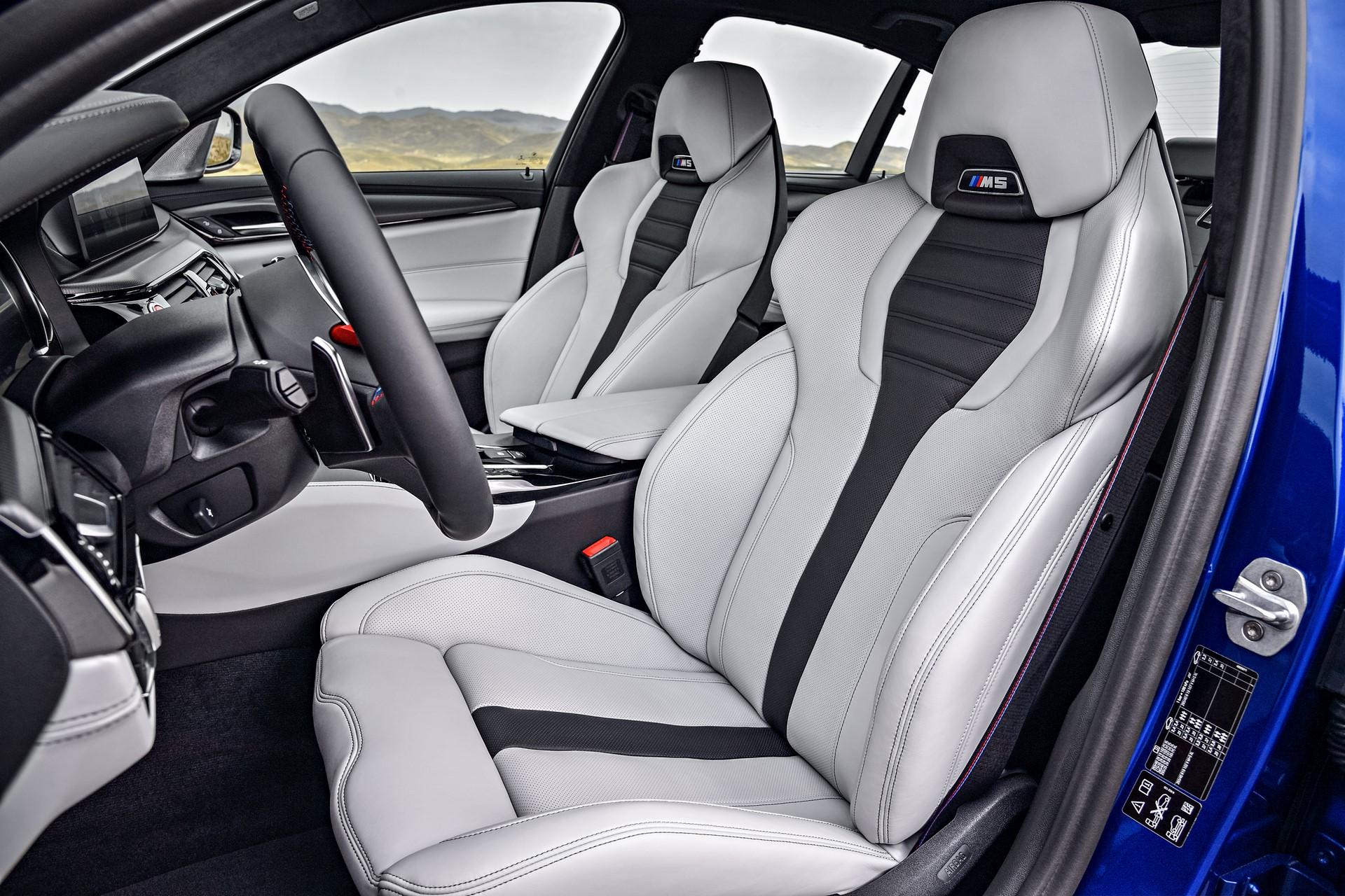 BMW M5 2018 (32)