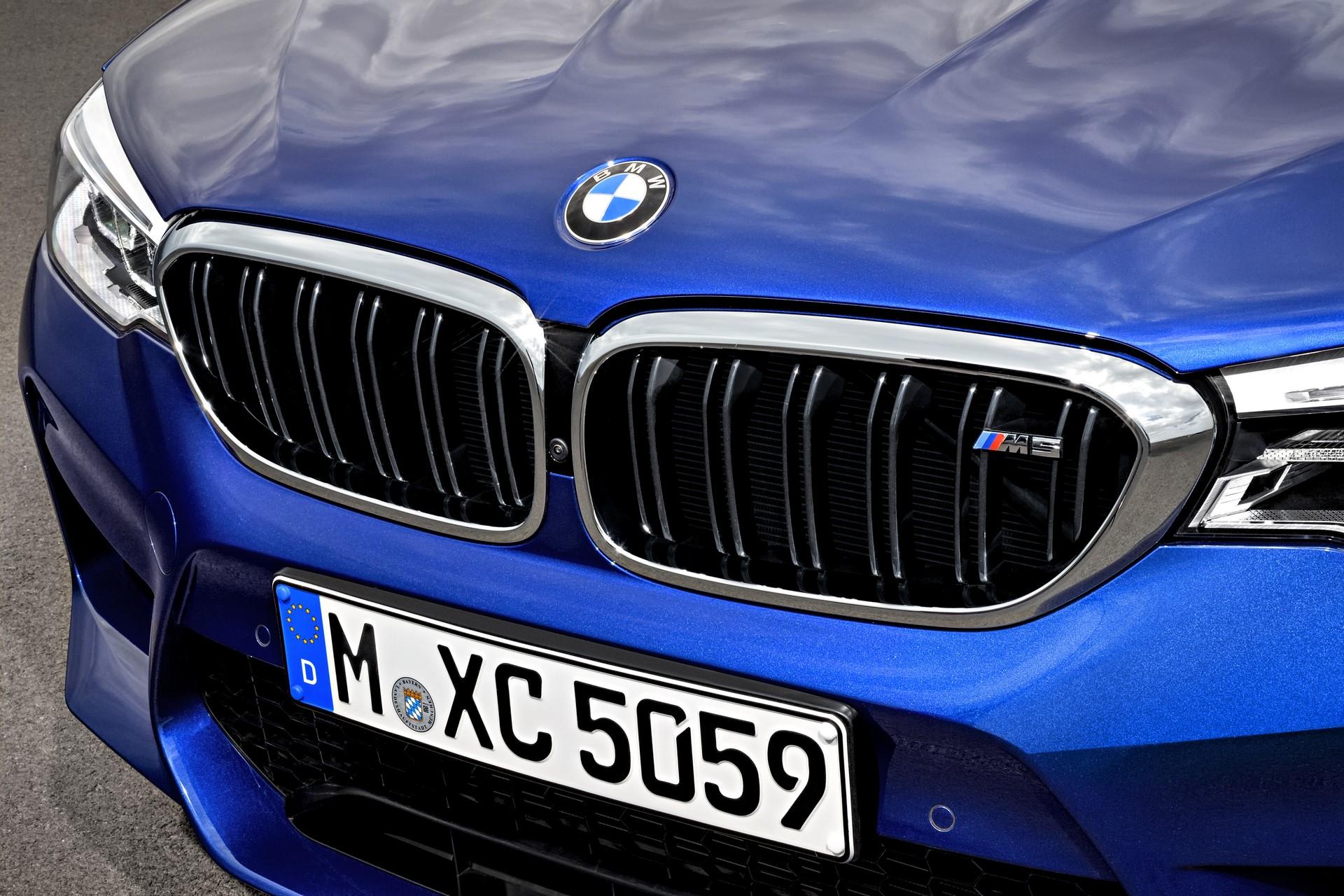 BMW M5 2018 (34)