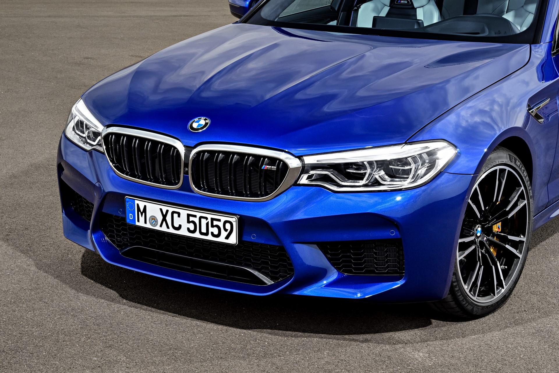 BMW M5 2018 (35)