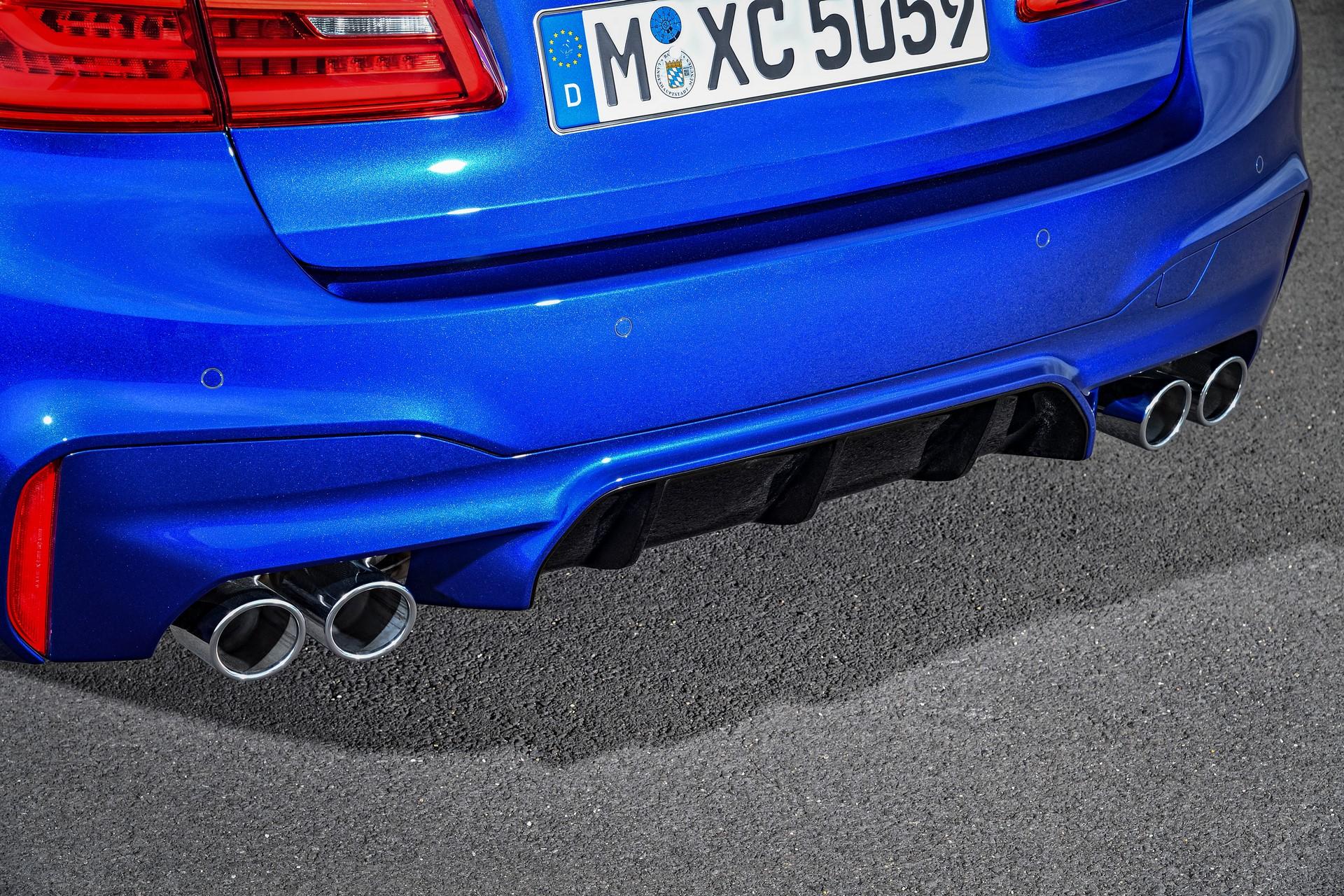 BMW M5 2018 (38)