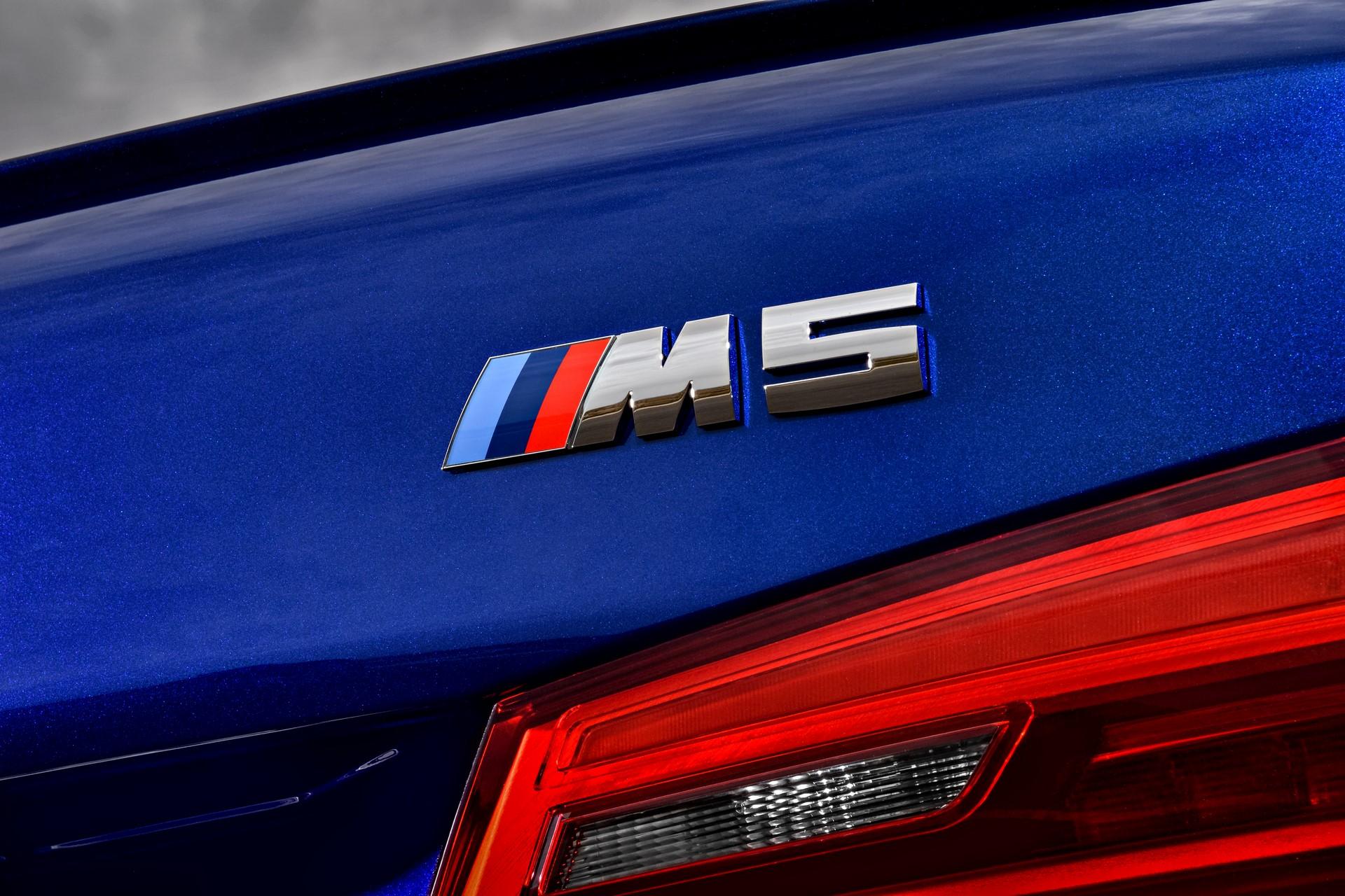 BMW M5 2018 (39)
