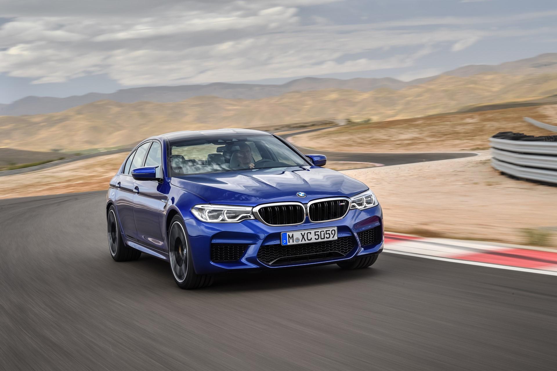 BMW M5 2018 (4)