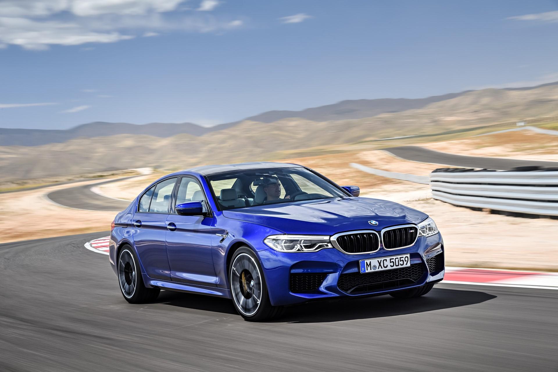 BMW M5 2018 (5)