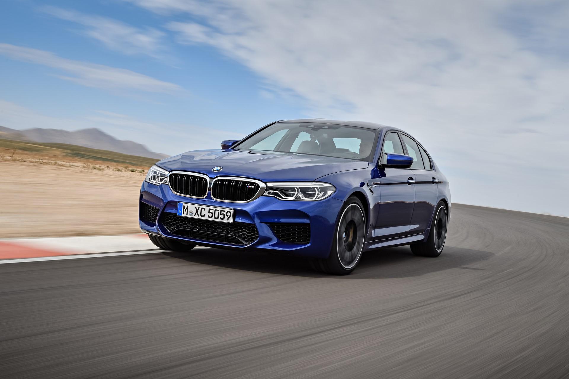 BMW M5 2018 (6)