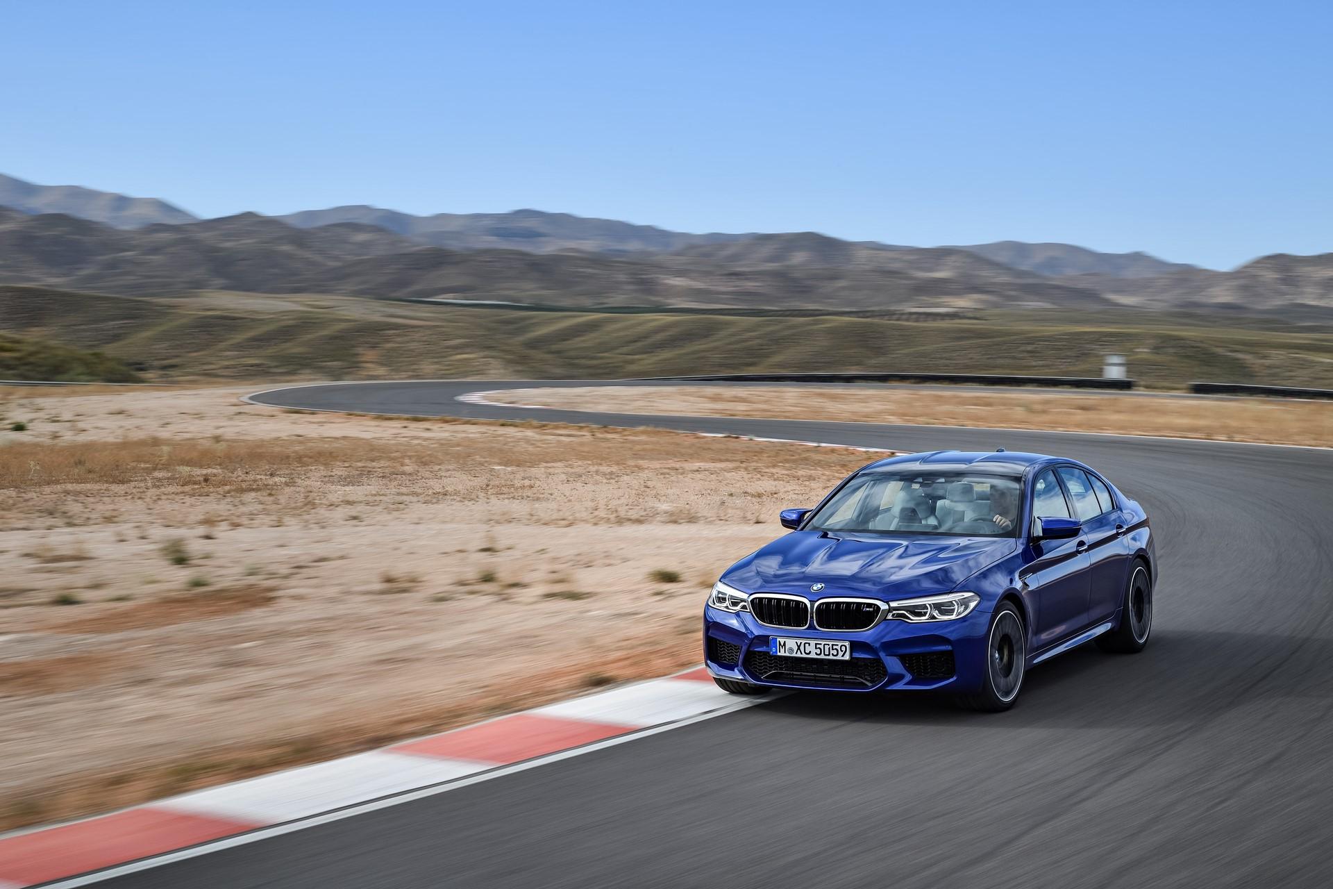BMW M5 2018 (7)