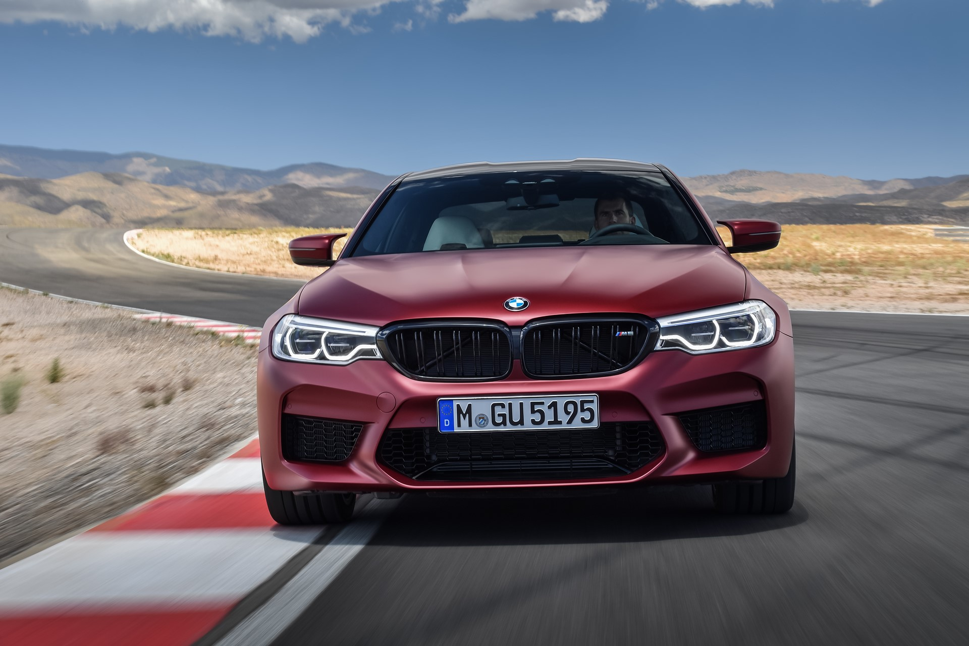 BMW M5 First Edition 2018 (1)