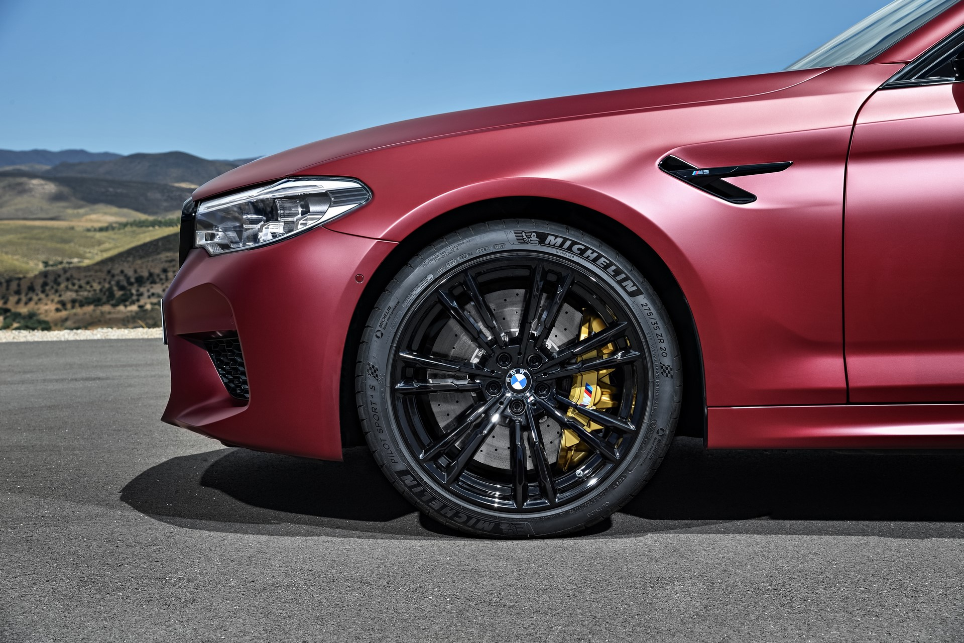 BMW M5 First Edition 2018 (12)