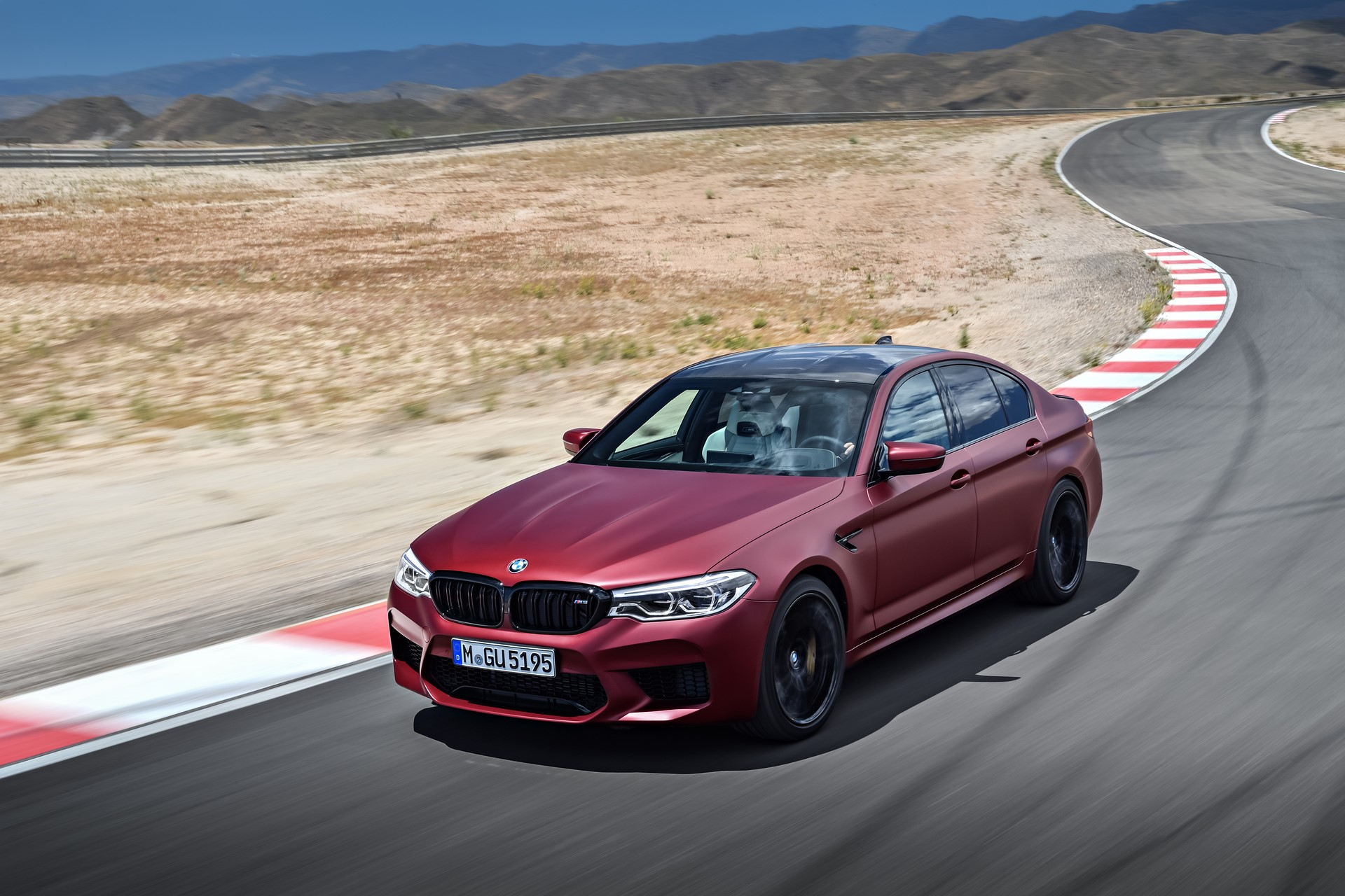 BMW M5 First Edition 2018 (2)