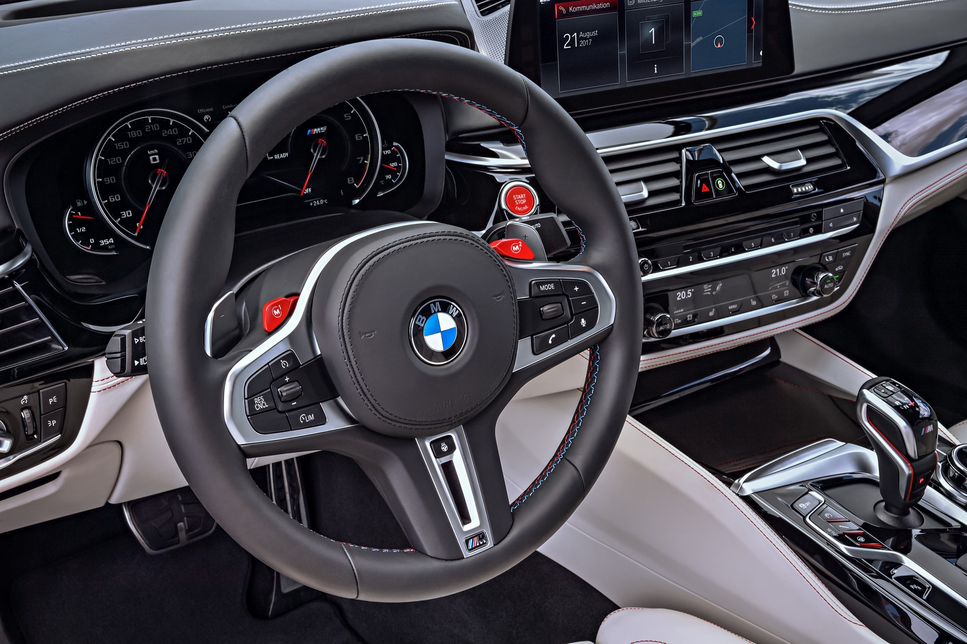 BMW M5 First Edition 2018 (20)
