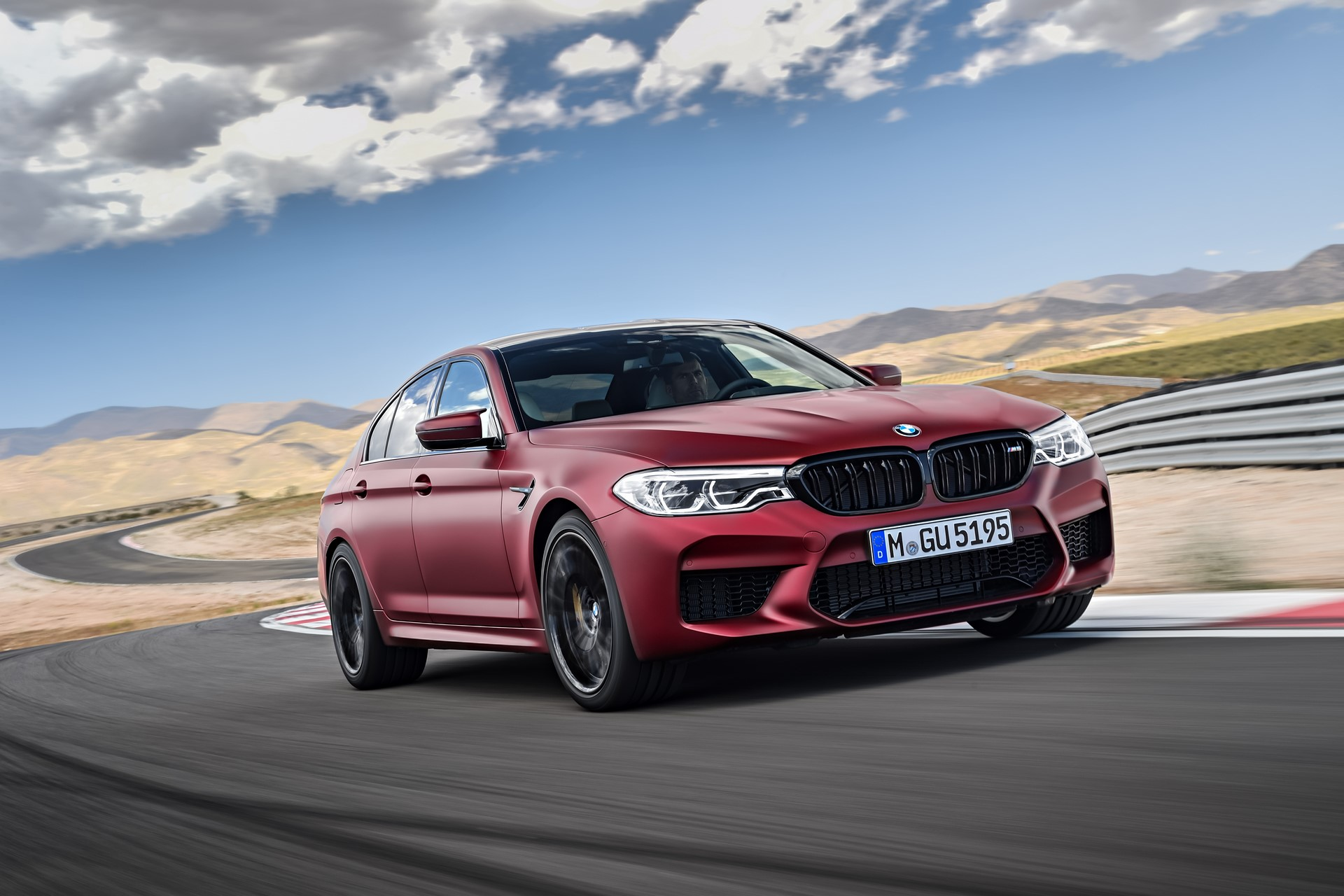 BMW M5 First Edition 2018 (3)