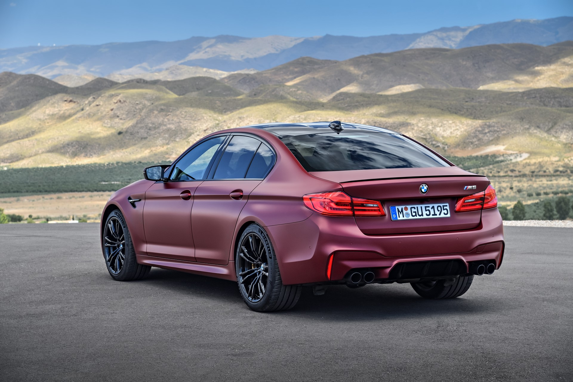 BMW M5 First Edition 2018 (6)