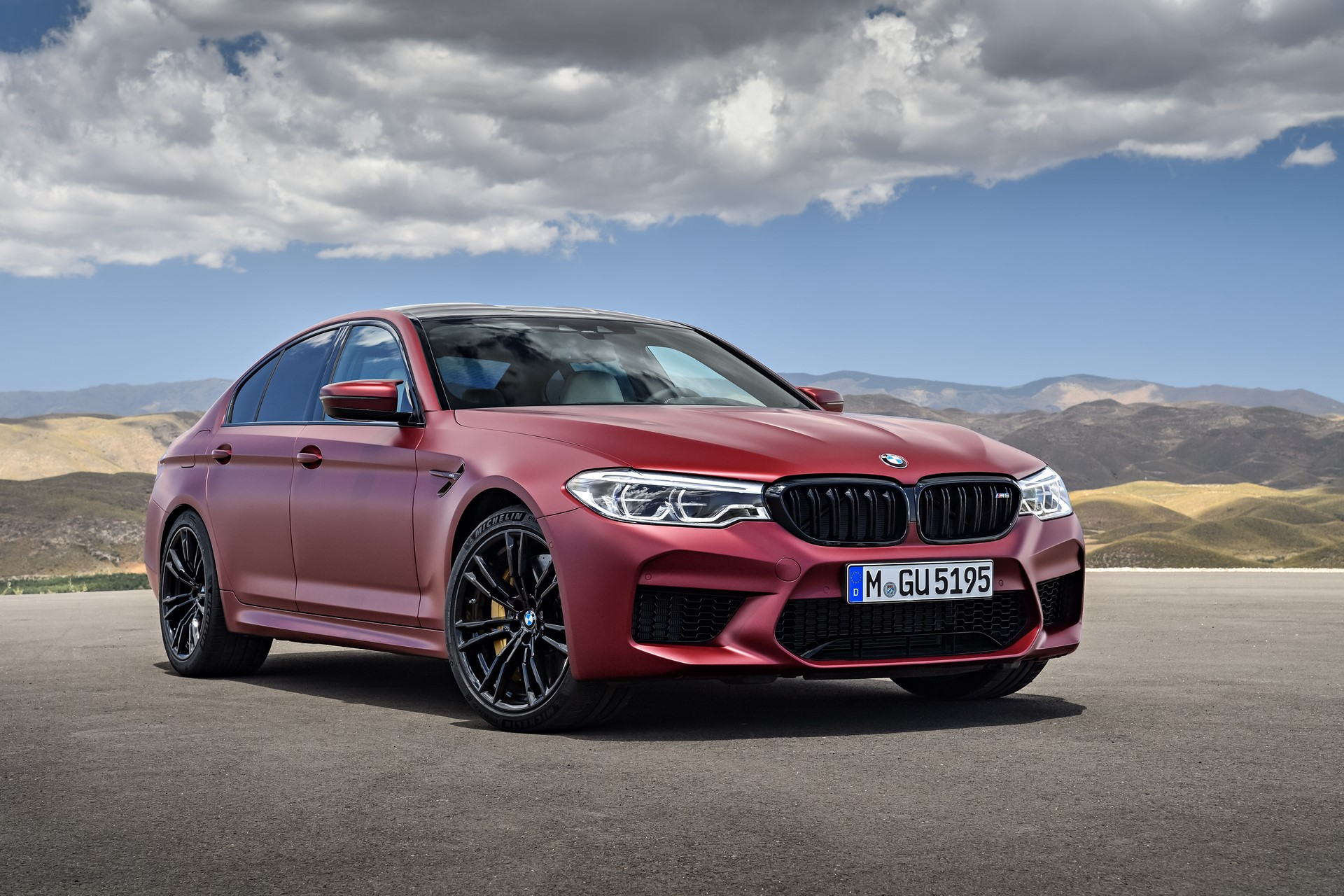 BMW M5 First Edition 2018 (7)