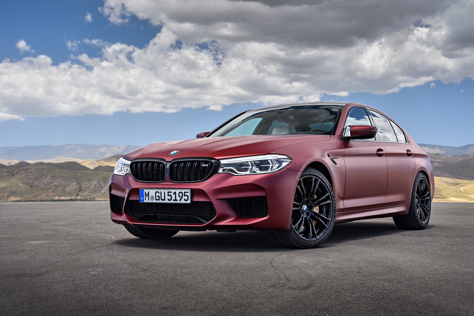 BMW M5 First Edition 2018 (8)