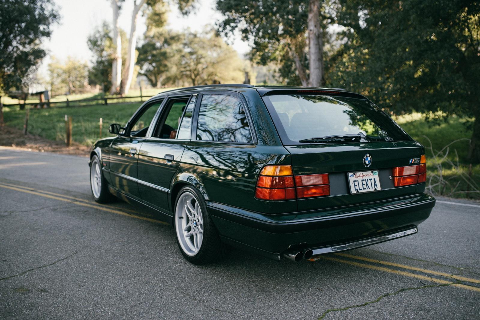 BMW M5 Wagon for sale (11)