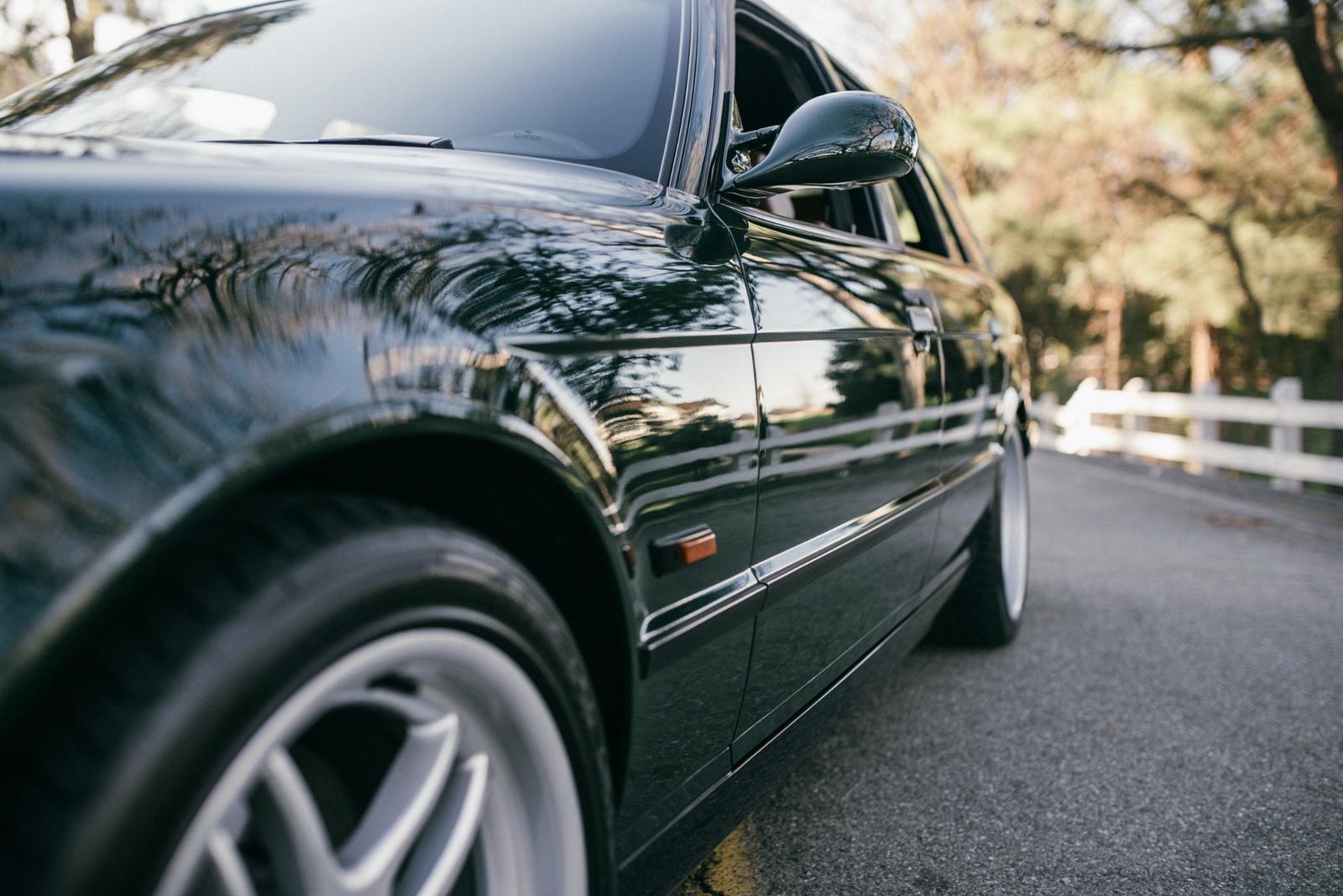 BMW M5 Wagon for sale (17)