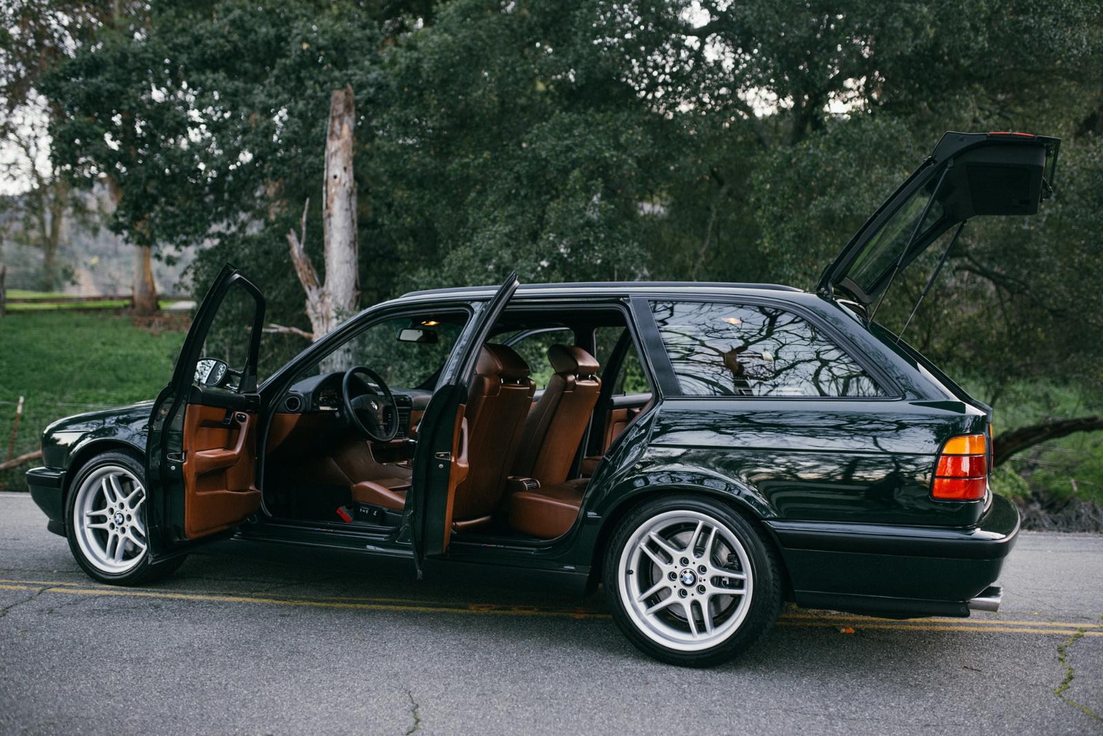 BMW M5 Wagon for sale (19)