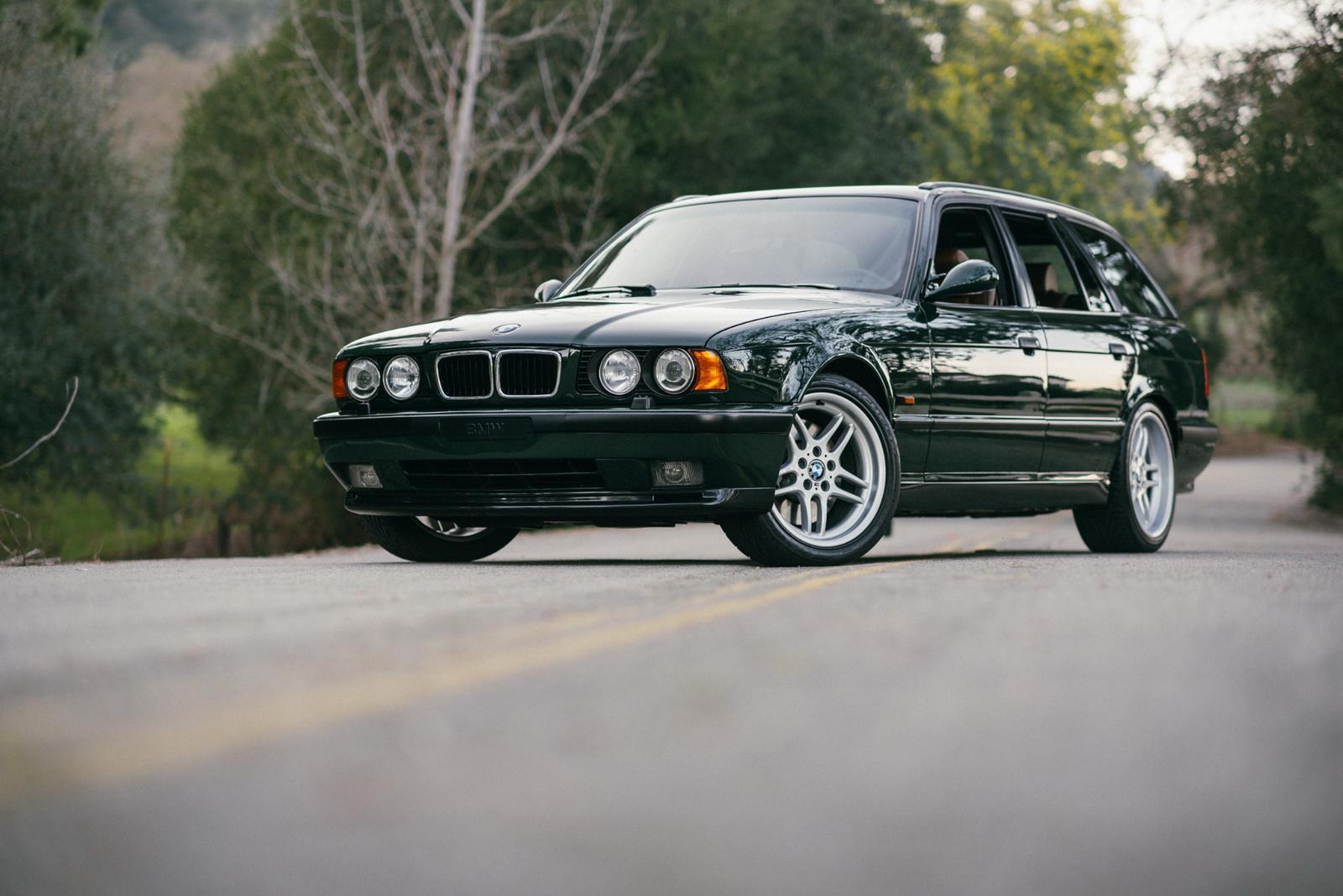BMW M5 Wagon for sale (2)