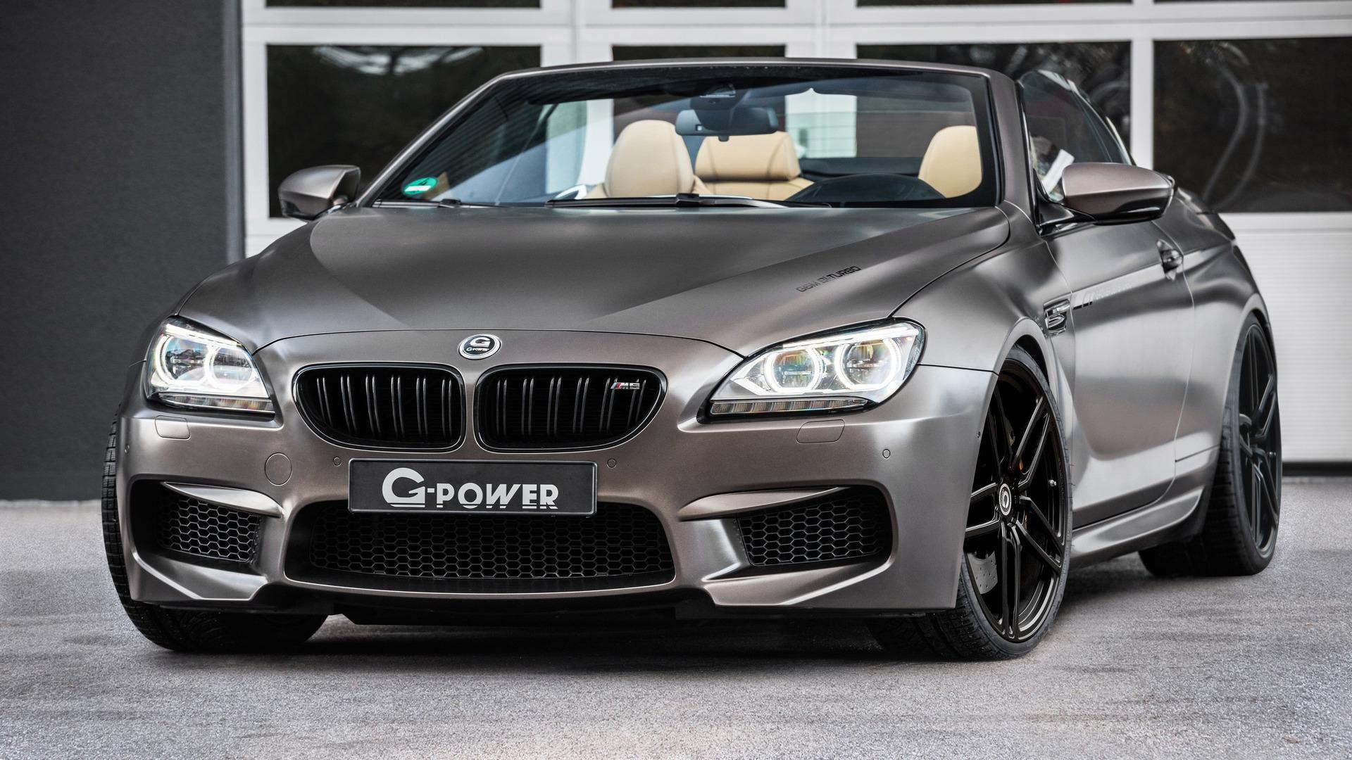 BMW M6 Cabrio by G-Power (1)