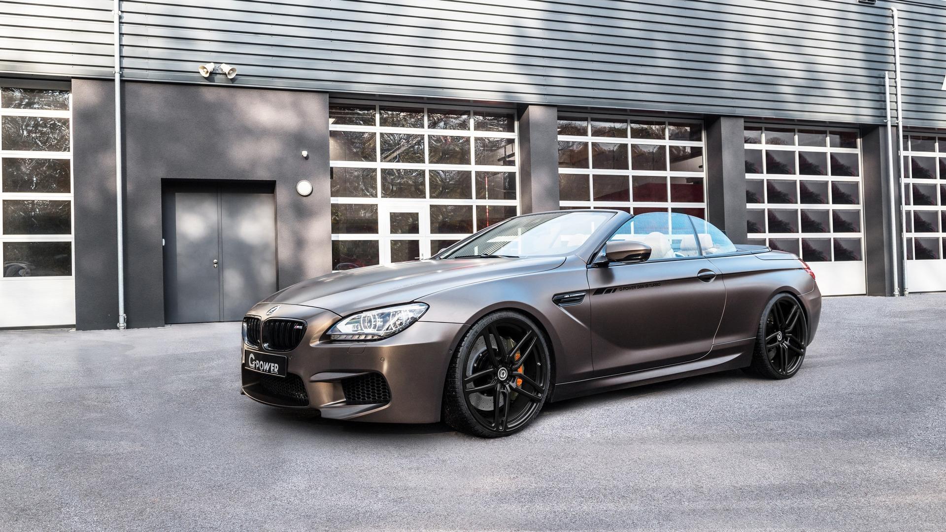 BMW M6 Cabrio by G-Power (2)