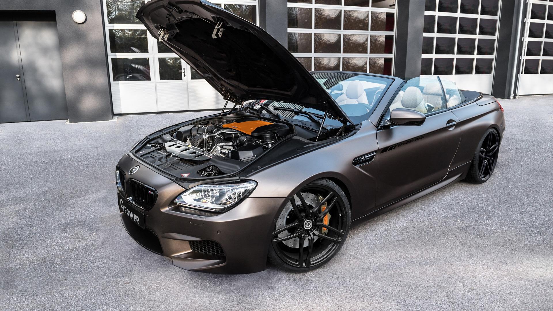 BMW M6 Cabrio by G-Power (3)