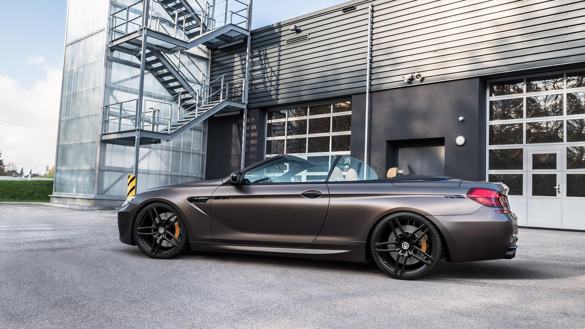 BMW M6 Cabrio by G-Power (5)