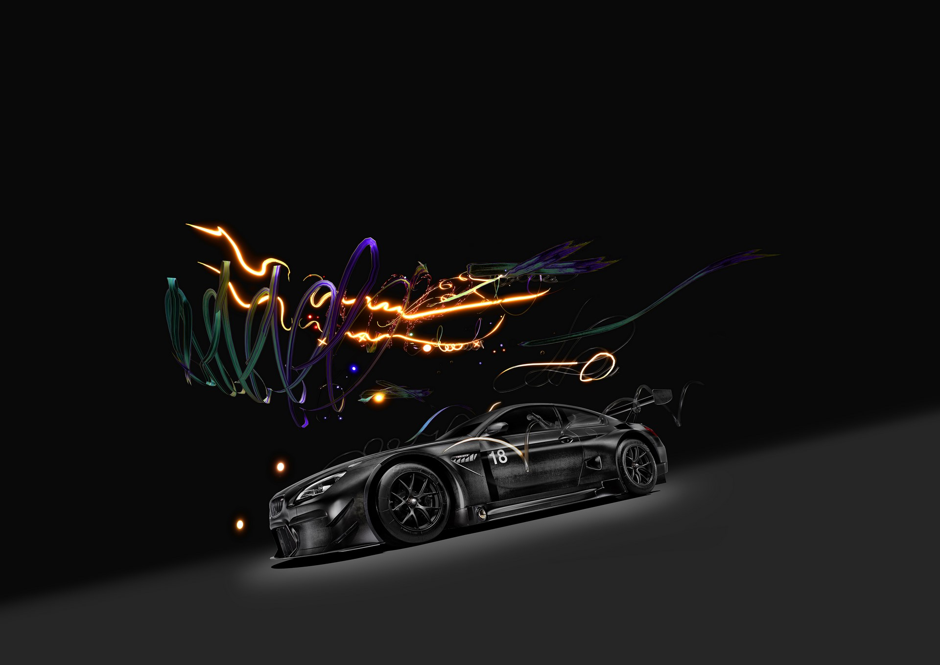 BMW M6 GT3 Art Car (1)