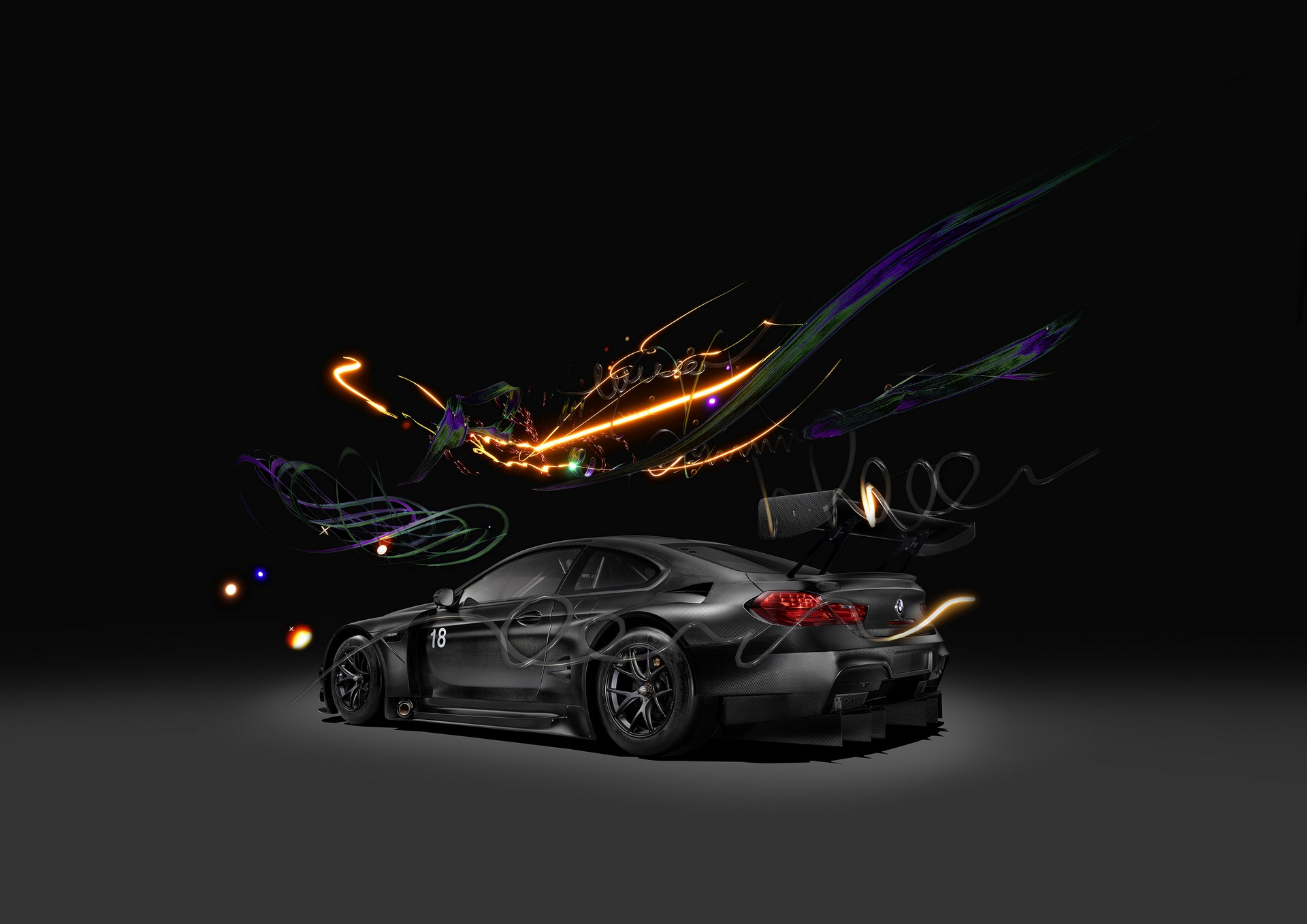 BMW M6 GT3 Art Car (3)