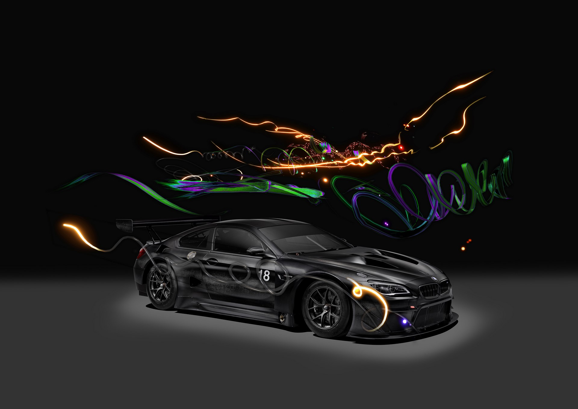 BMW M6 GT3 Art Car (8)