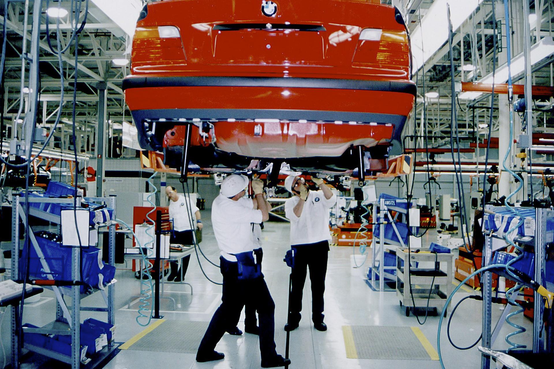 BMW Spartanburg (1)
