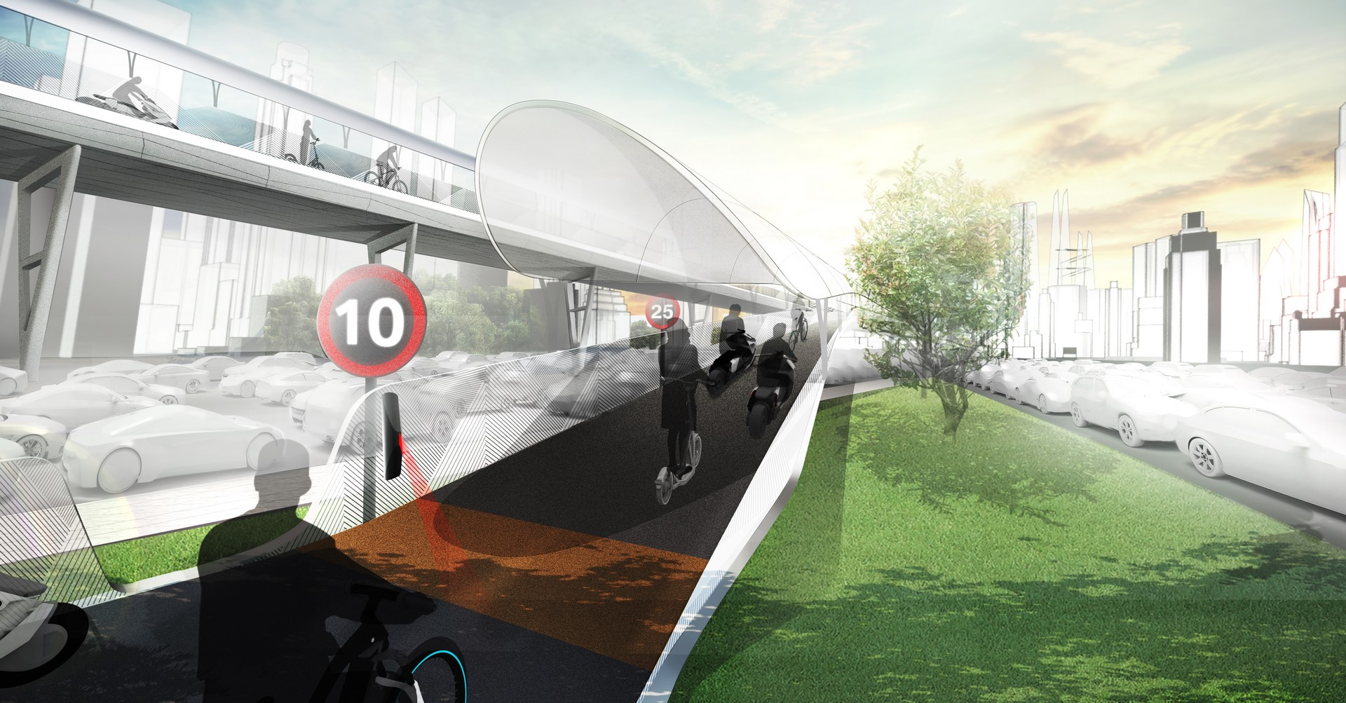 BMW Vision E3 Elevated Road Concept (3)