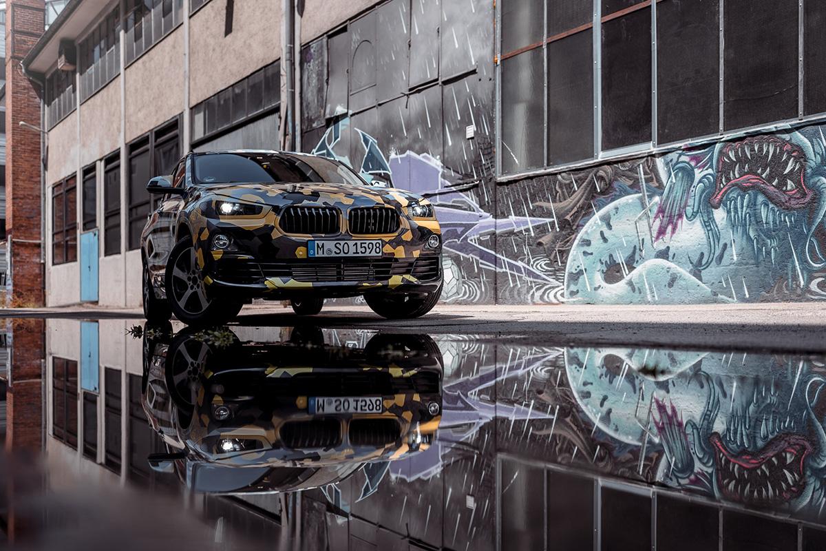 BMW X2 Camo 2018 (7)