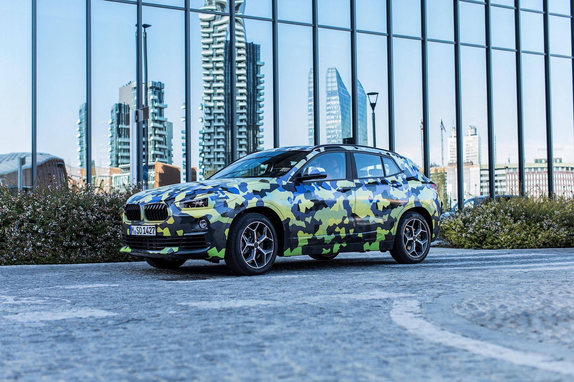 BMW X2 2018 Milan (10)