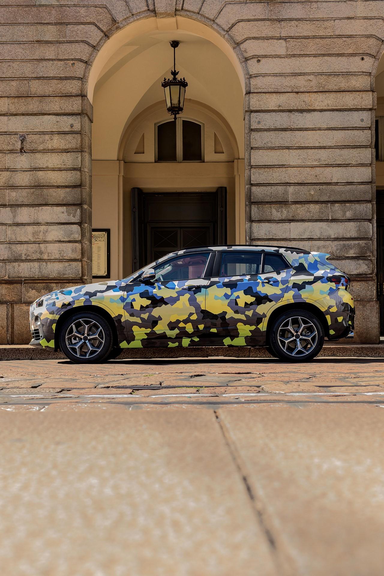 BMW X2 2018 Milan (11)