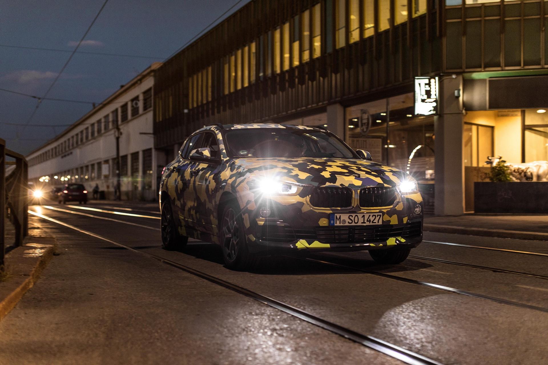 BMW X2 2018 Milan (12)