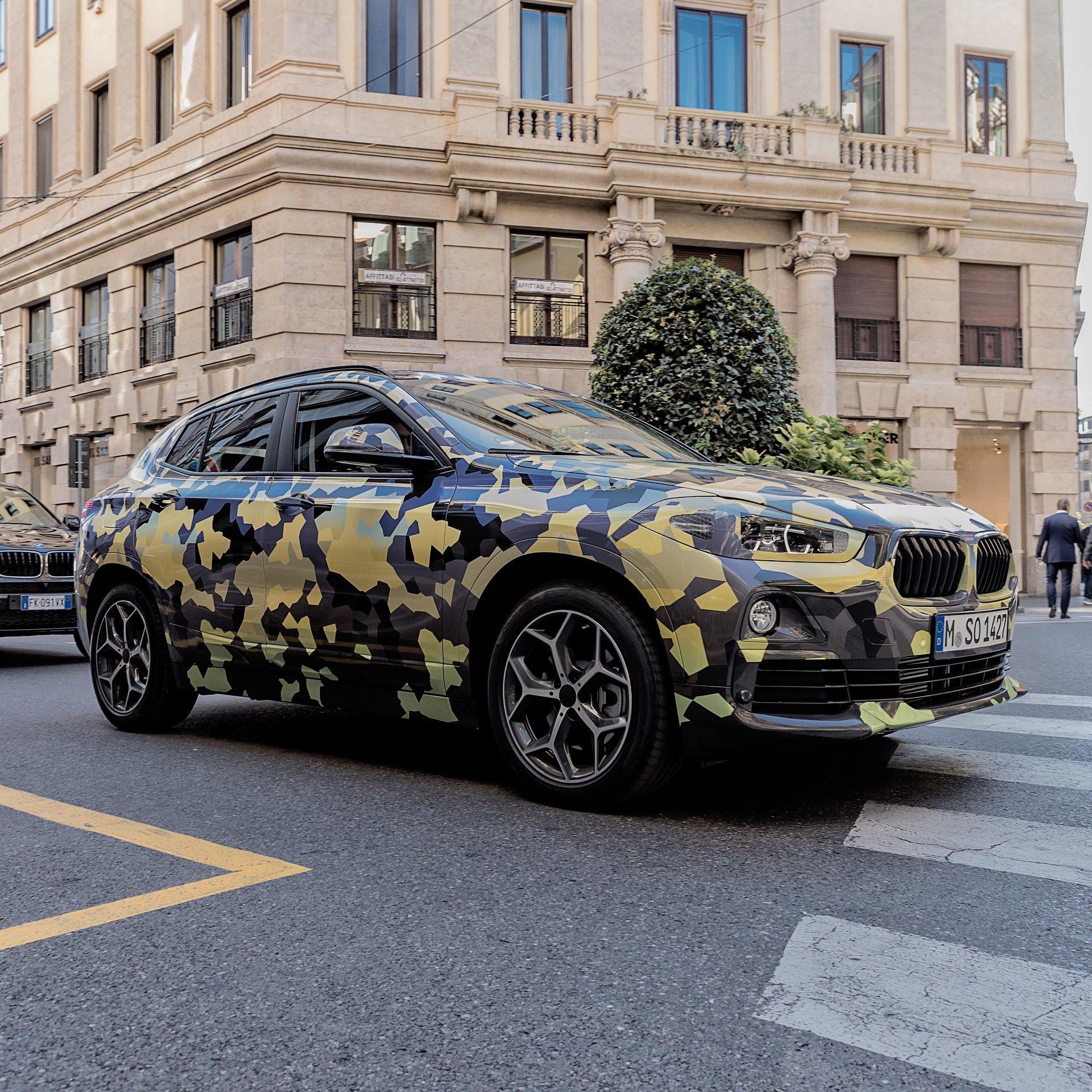 BMW X2 2018 Milan (13)