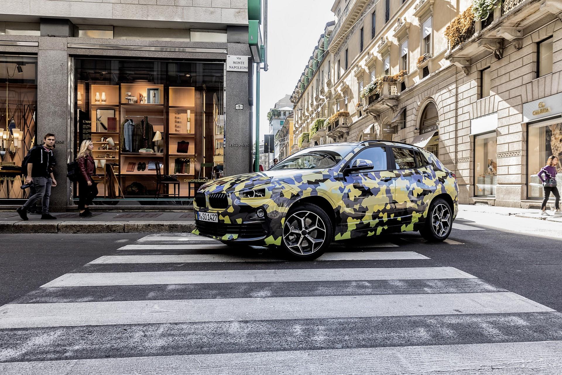 BMW X2 2018 Milan (2)