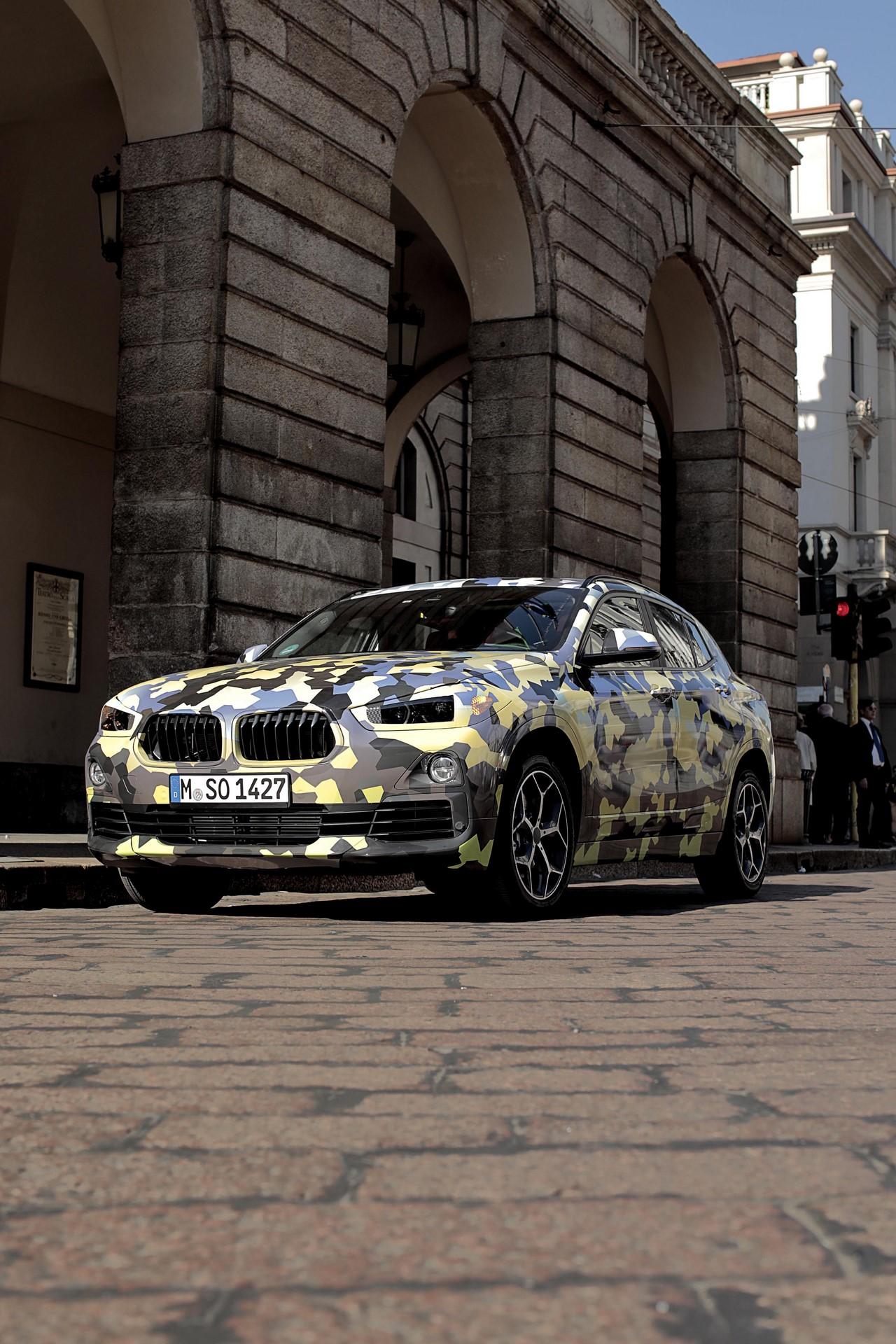 BMW X2 2018 Milan (3)