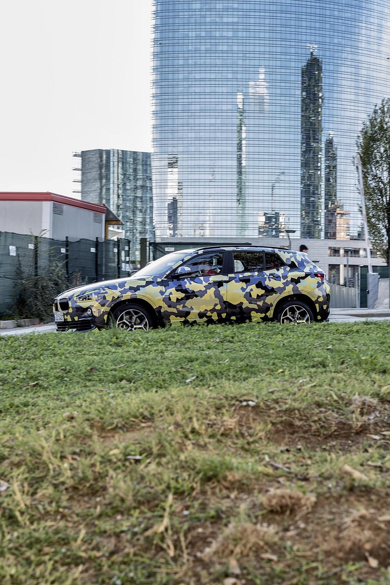 BMW X2 2018 Milan (4)