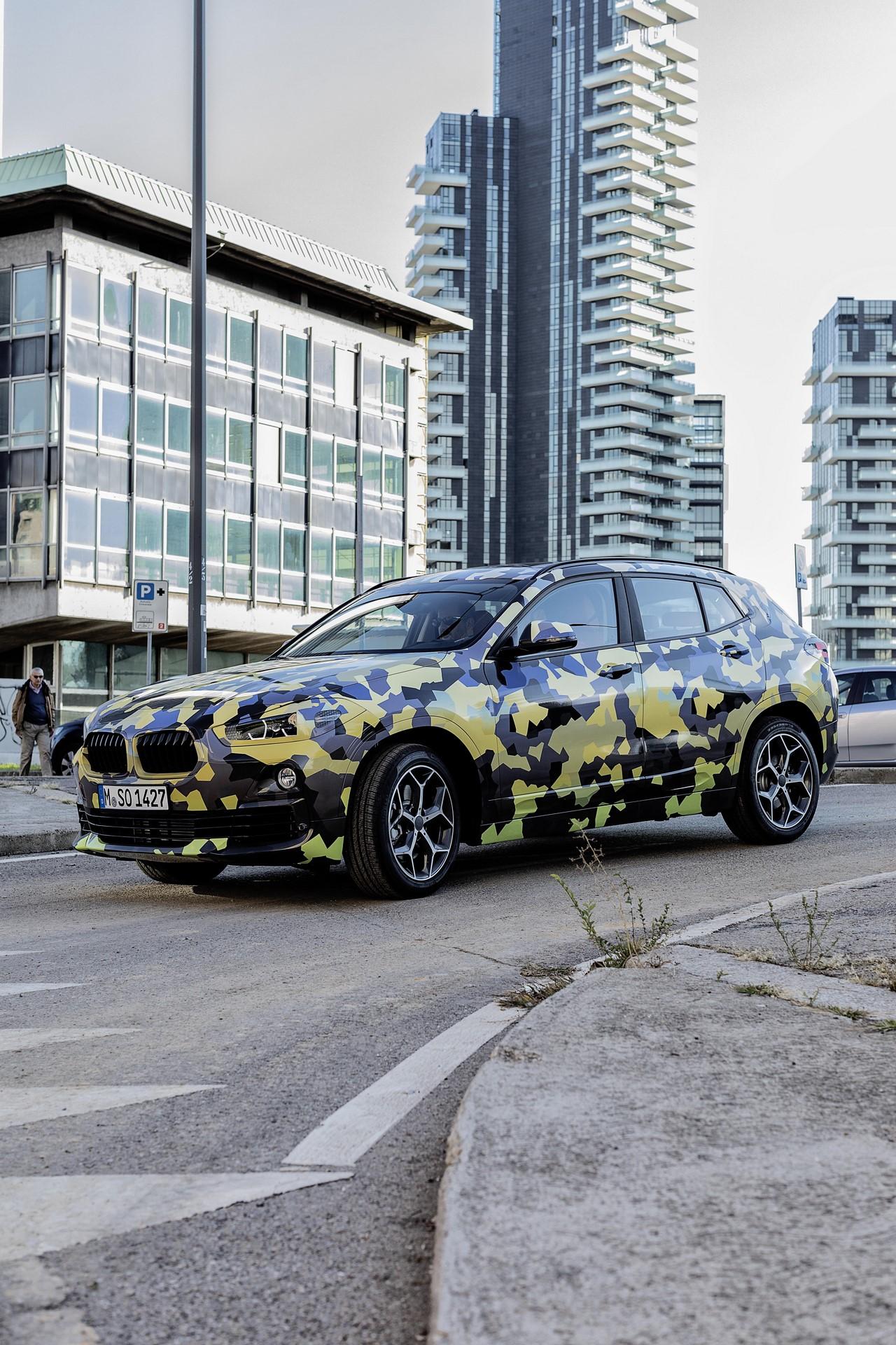 BMW X2 2018 Milan (5)