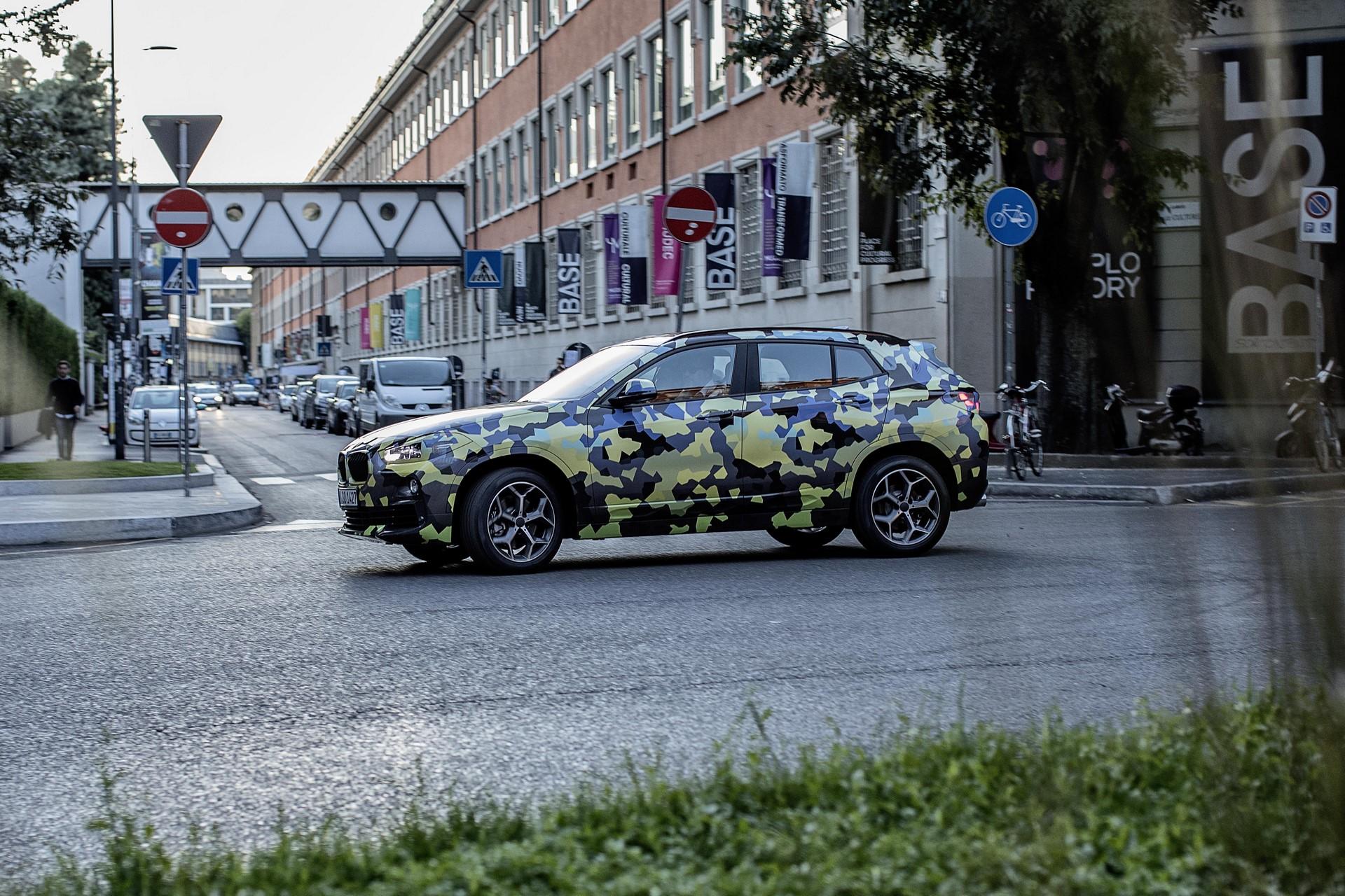 BMW X2 2018 Milan (6)