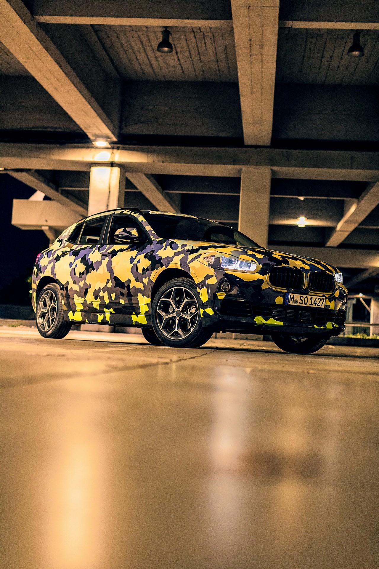 BMW X2 2018 Milan (8)